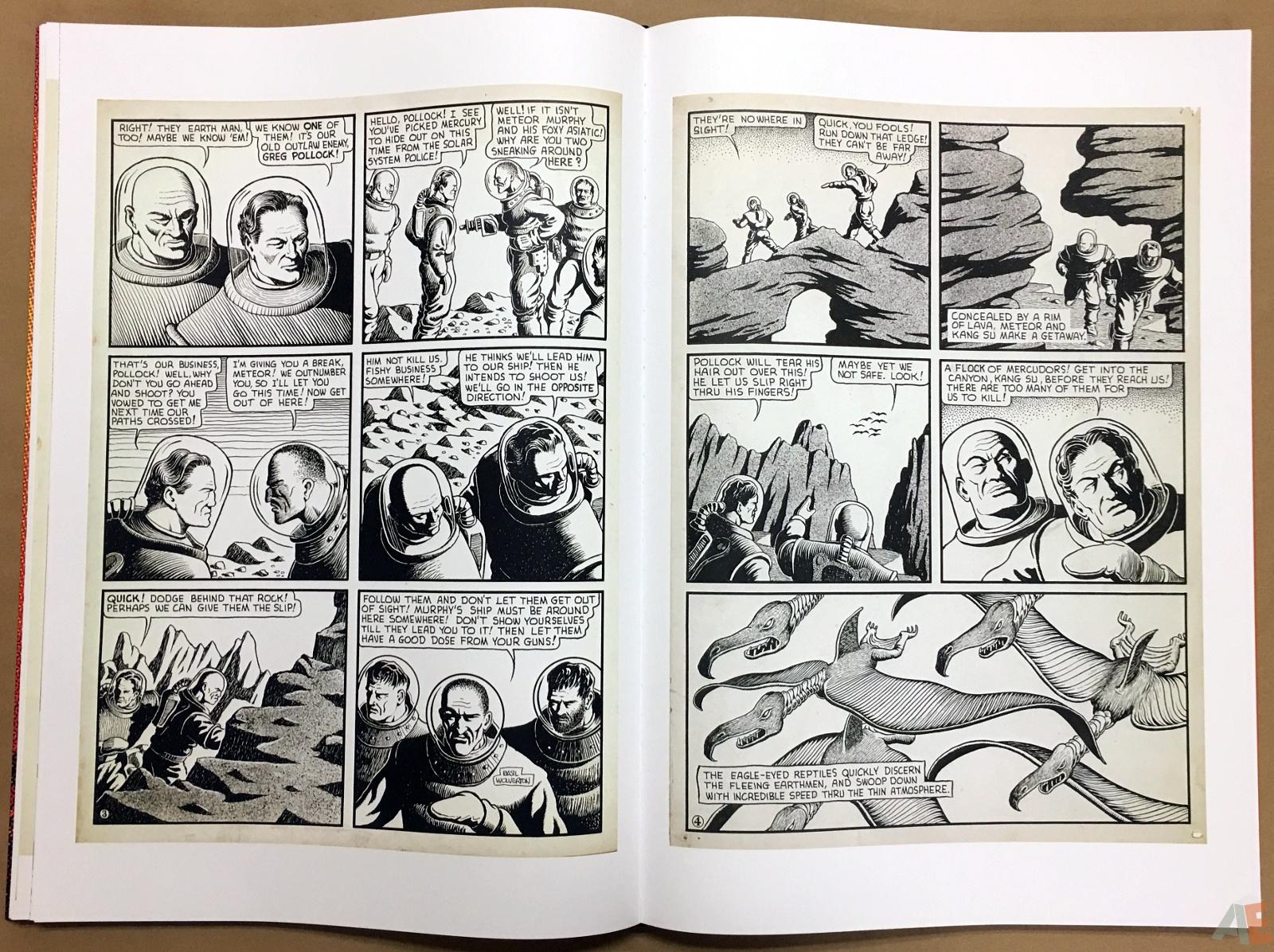 Basil Wolverton's Weird Worlds Artist's Edition 26