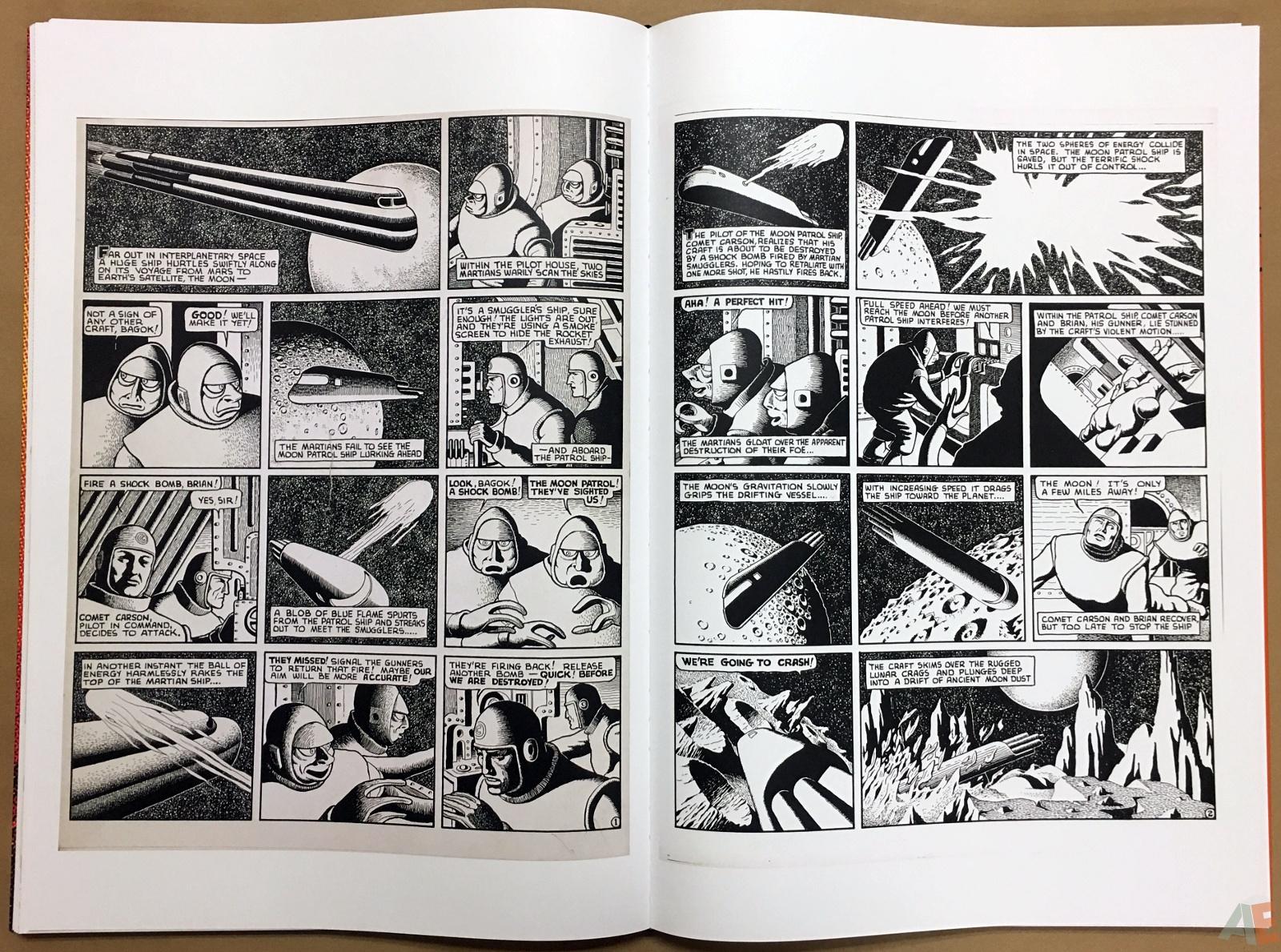 Basil Wolverton's Weird Worlds Artist's Edition 30
