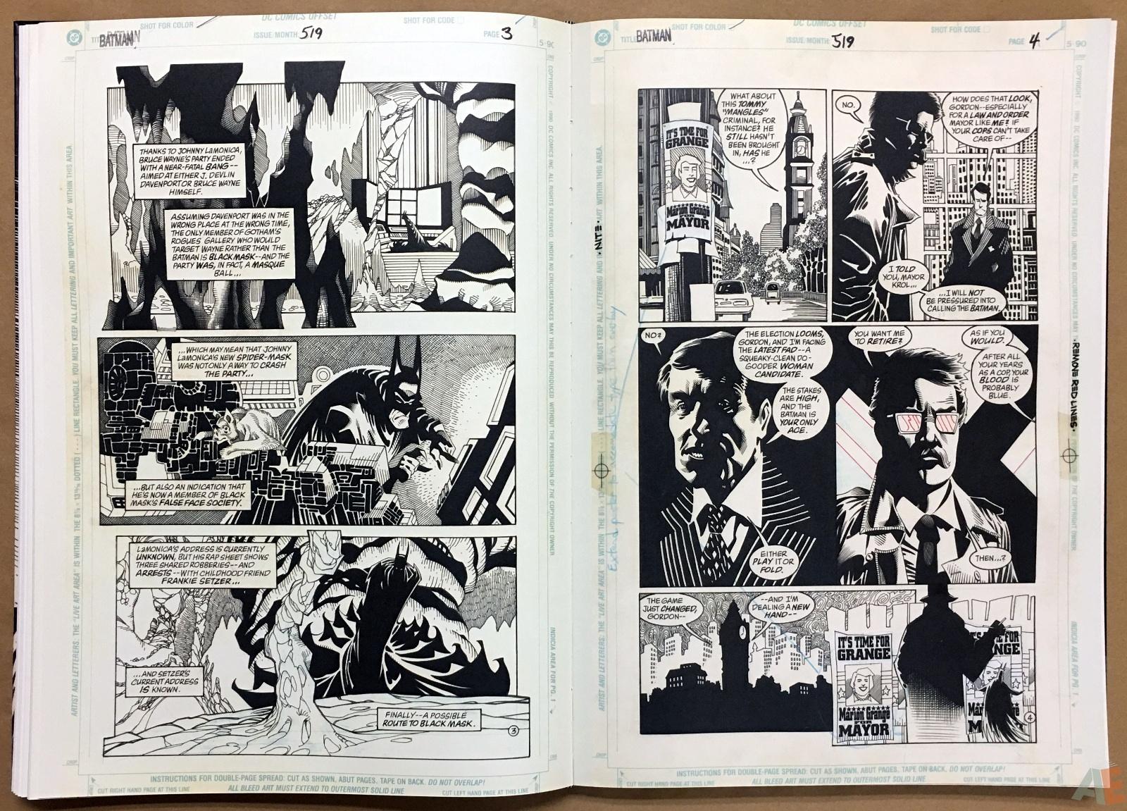 Batman: Kelley Jones Gallery Edition 22