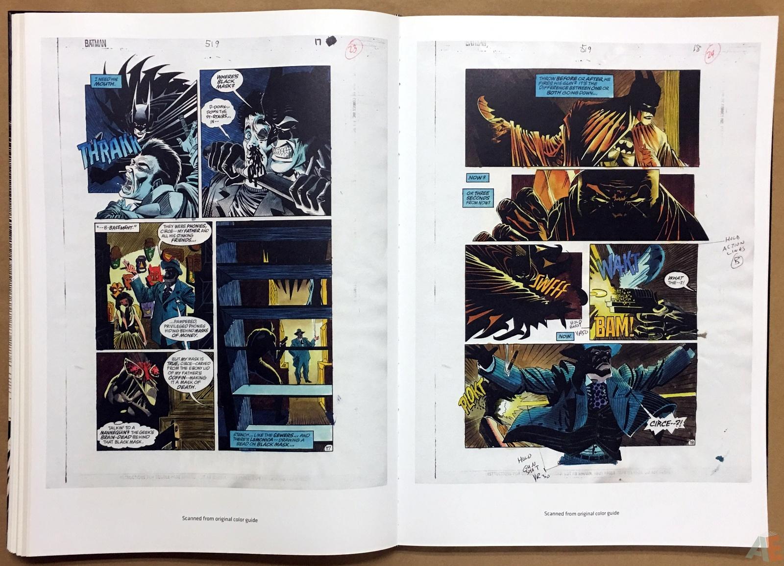 Batman: Kelley Jones Gallery Edition 24