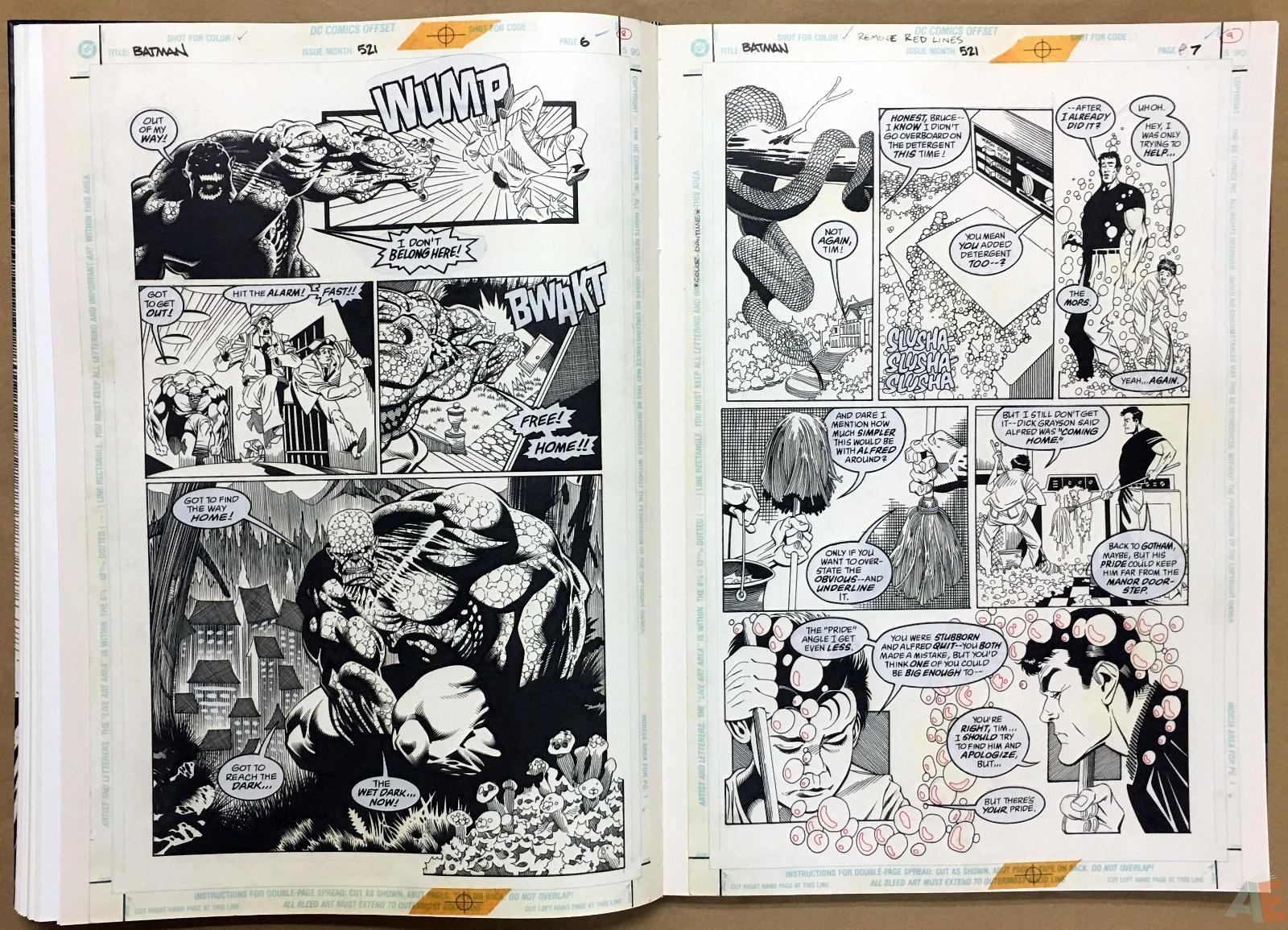 Batman: Kelley Jones Gallery Edition 26