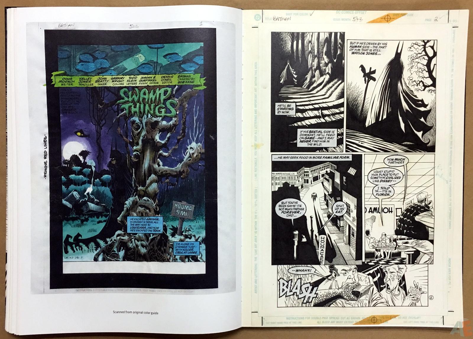 Batman: Kelley Jones Gallery Edition 28
