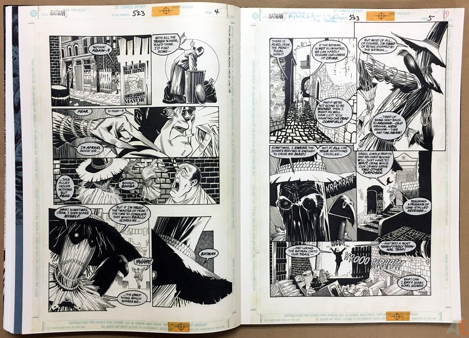 Batman: Kelley Jones Gallery Edition 32