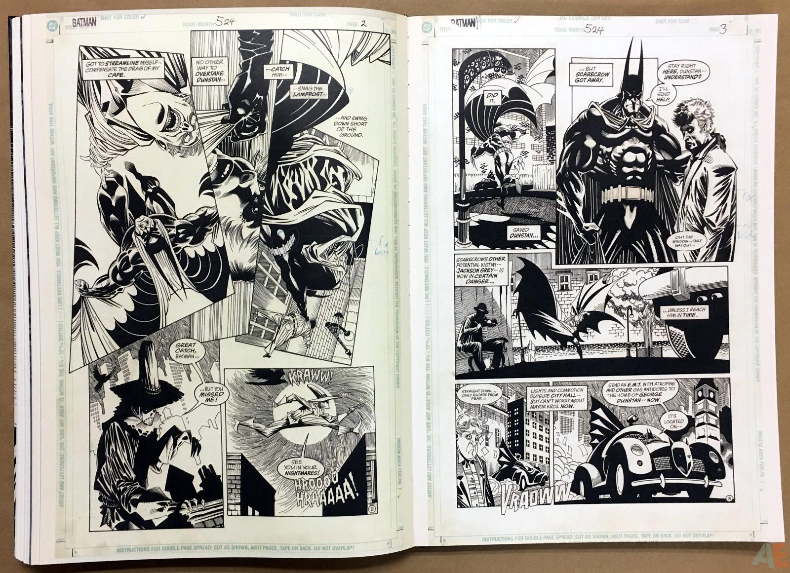 Batman: Kelley Jones Gallery Edition 34