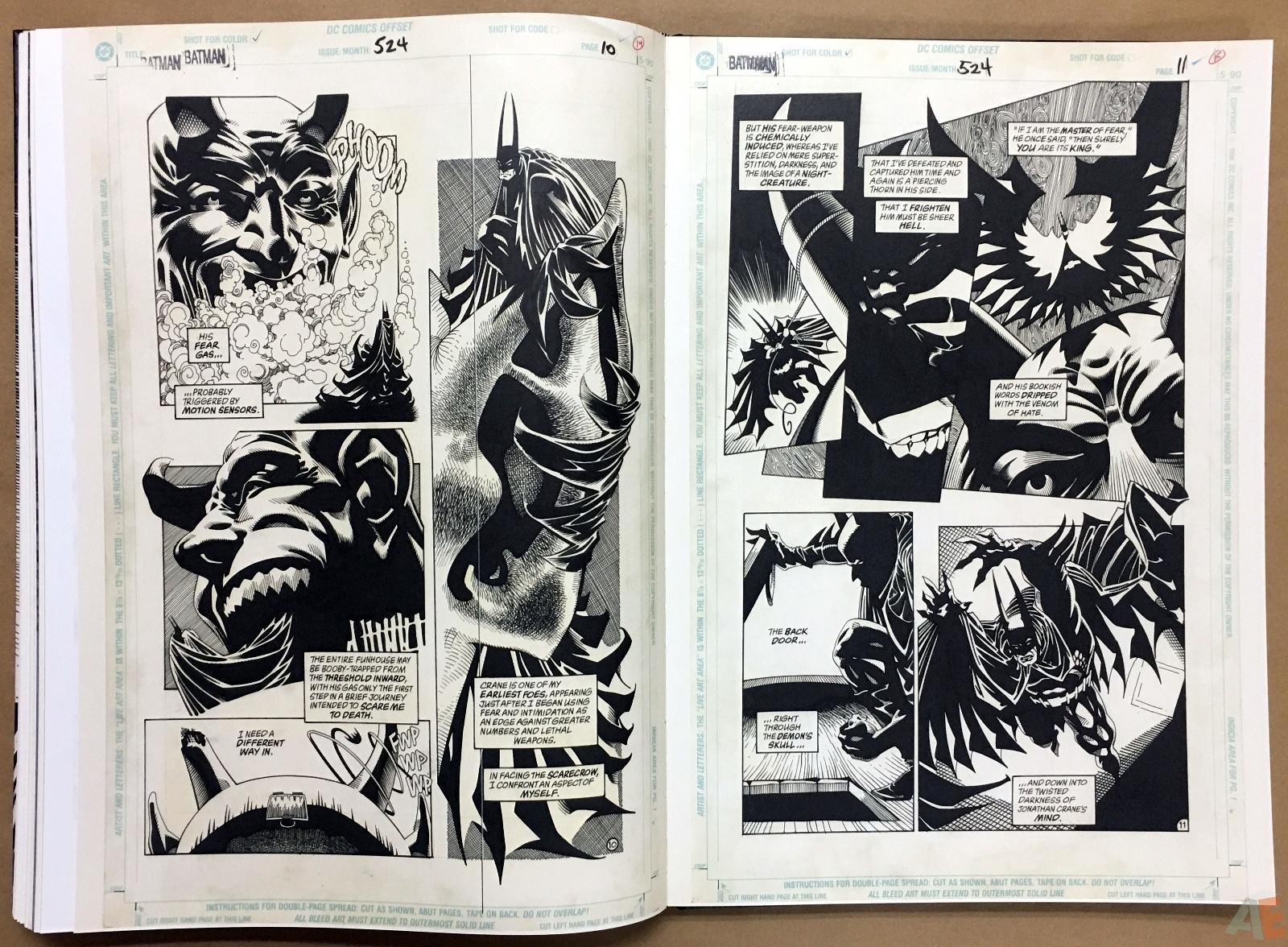 Batman: Kelley Jones Gallery Edition 36