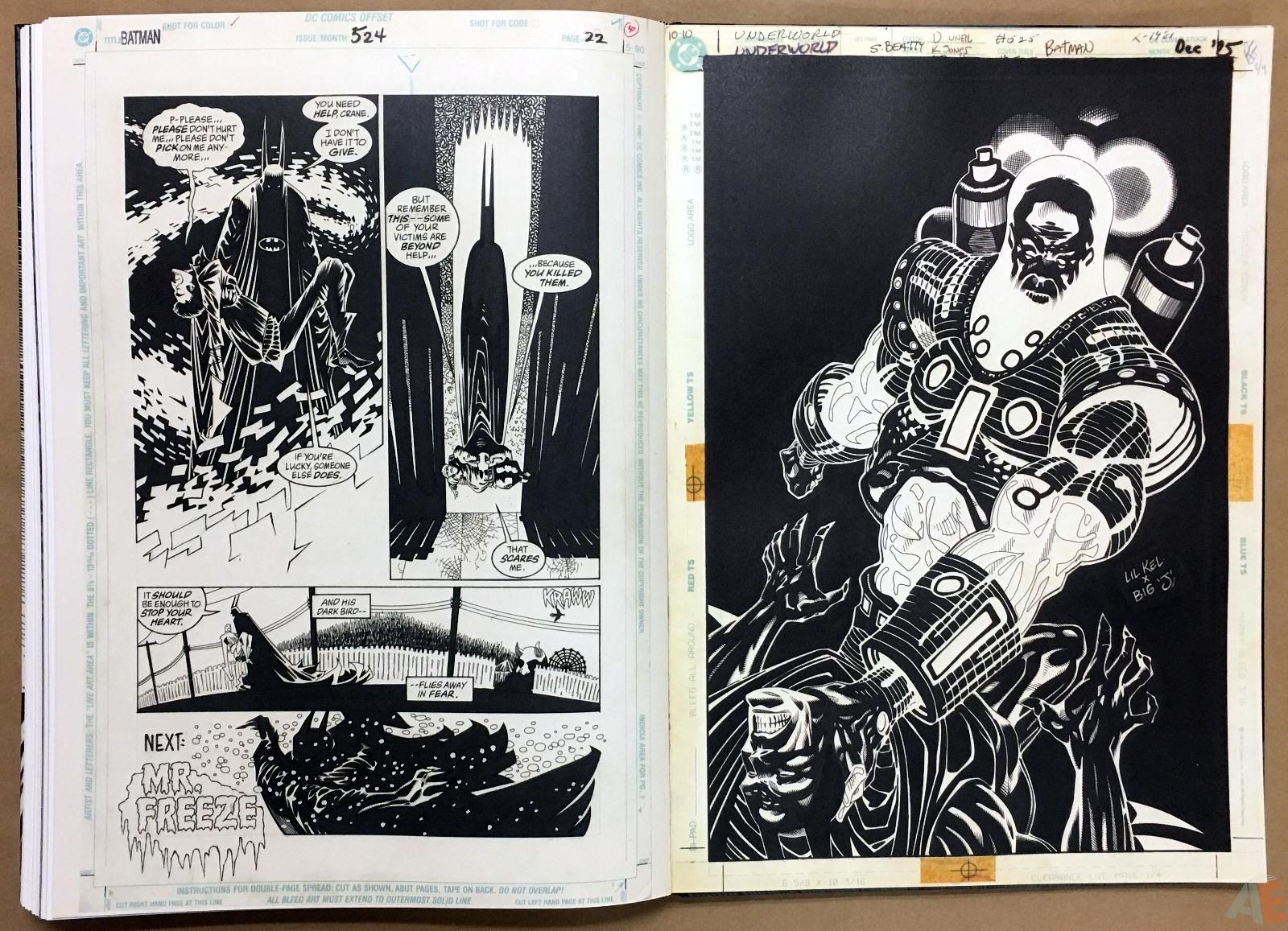 Batman: Kelley Jones Gallery Edition 38
