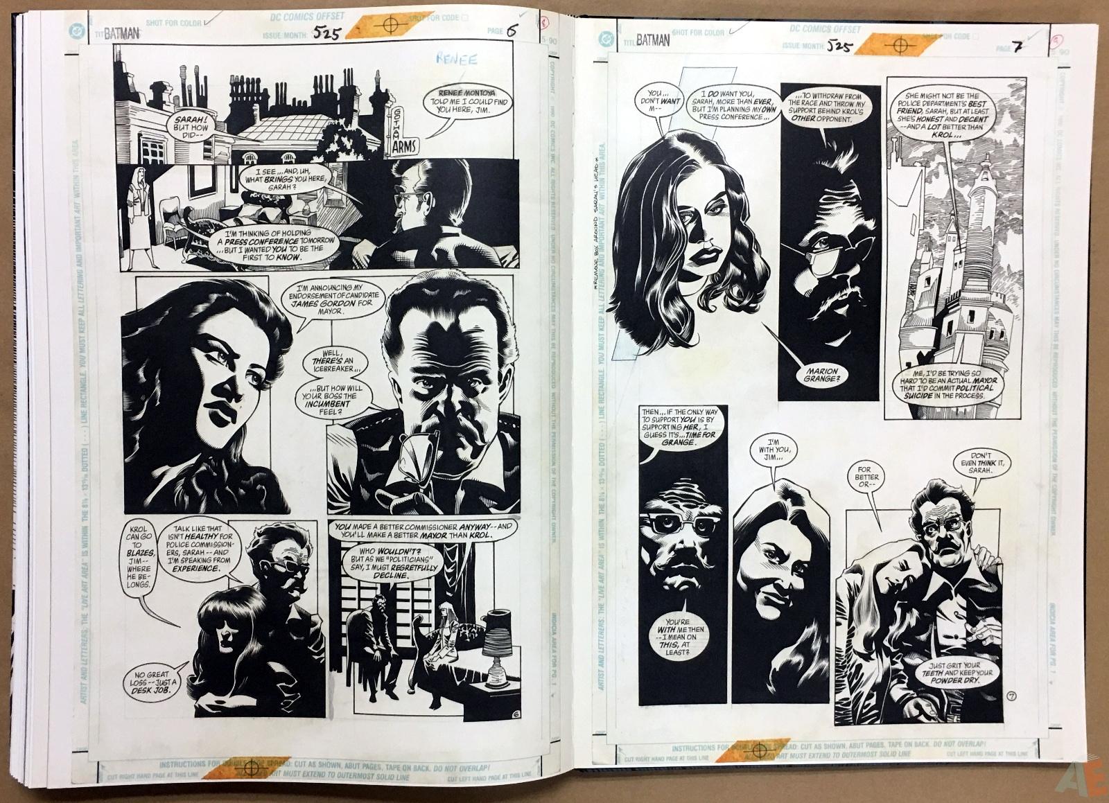Batman: Kelley Jones Gallery Edition 40