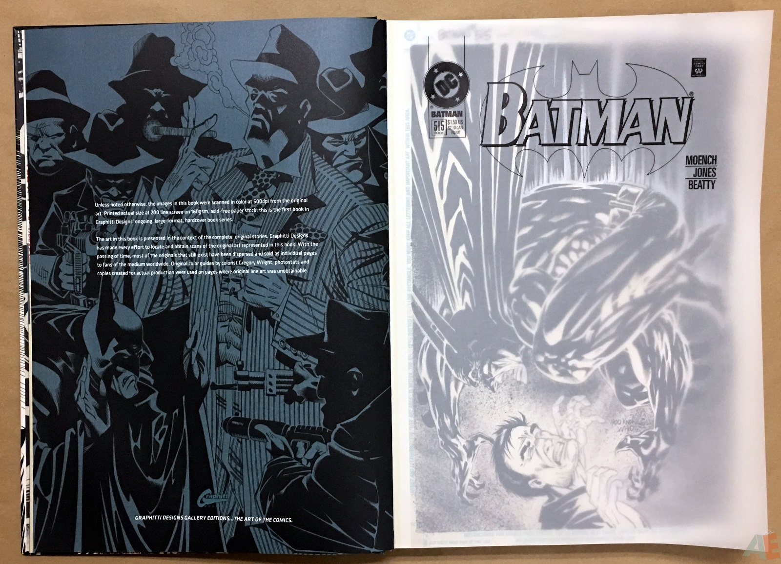 Batman: Kelley Jones Gallery Edition 6