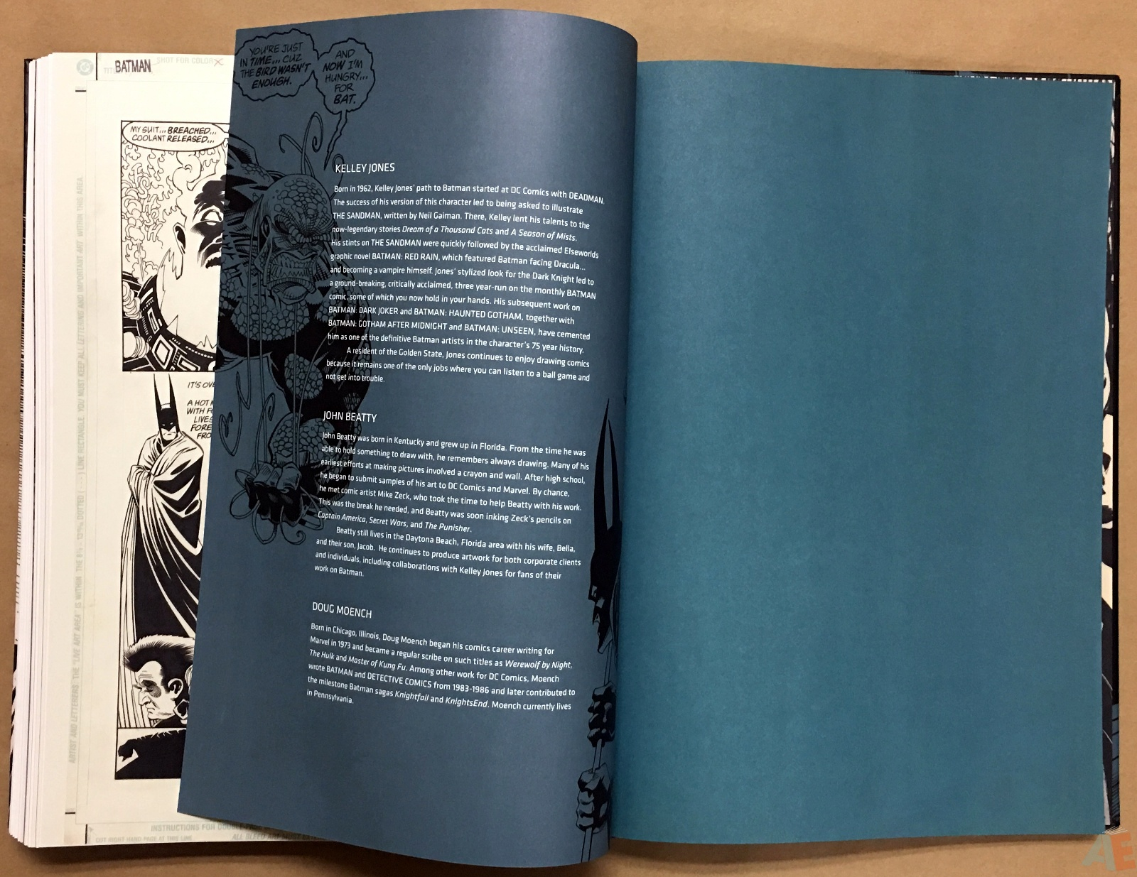 Batman: Kelley Jones Gallery Edition