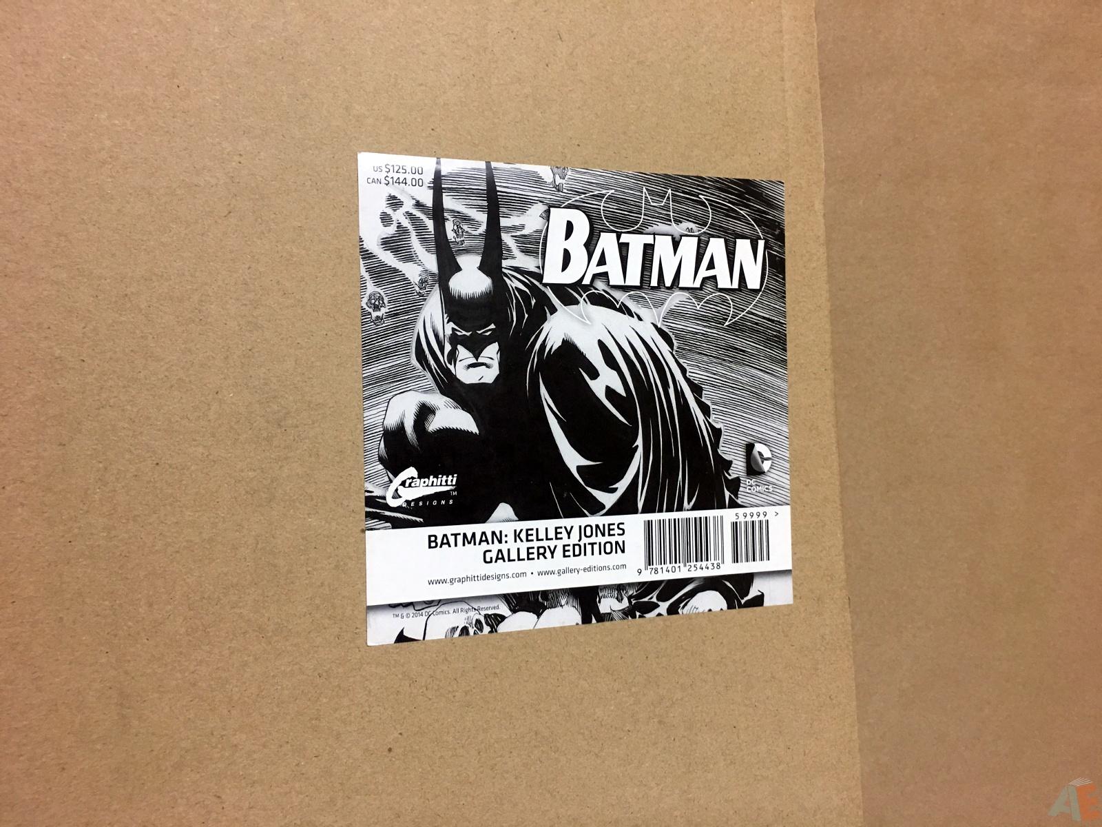 Batman: Kelley Jones Gallery Edition 44