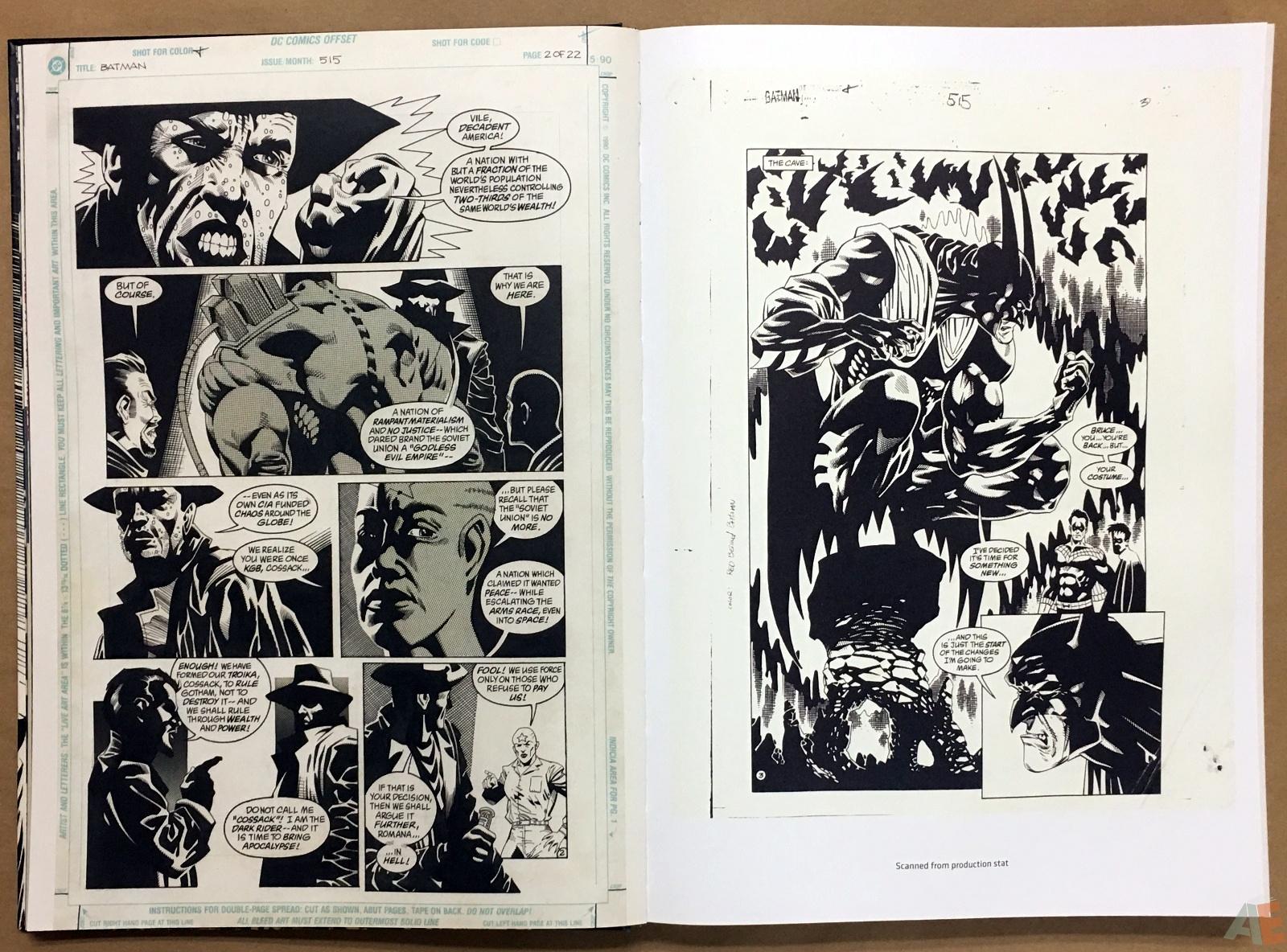Batman: Kelley Jones Gallery Edition 10