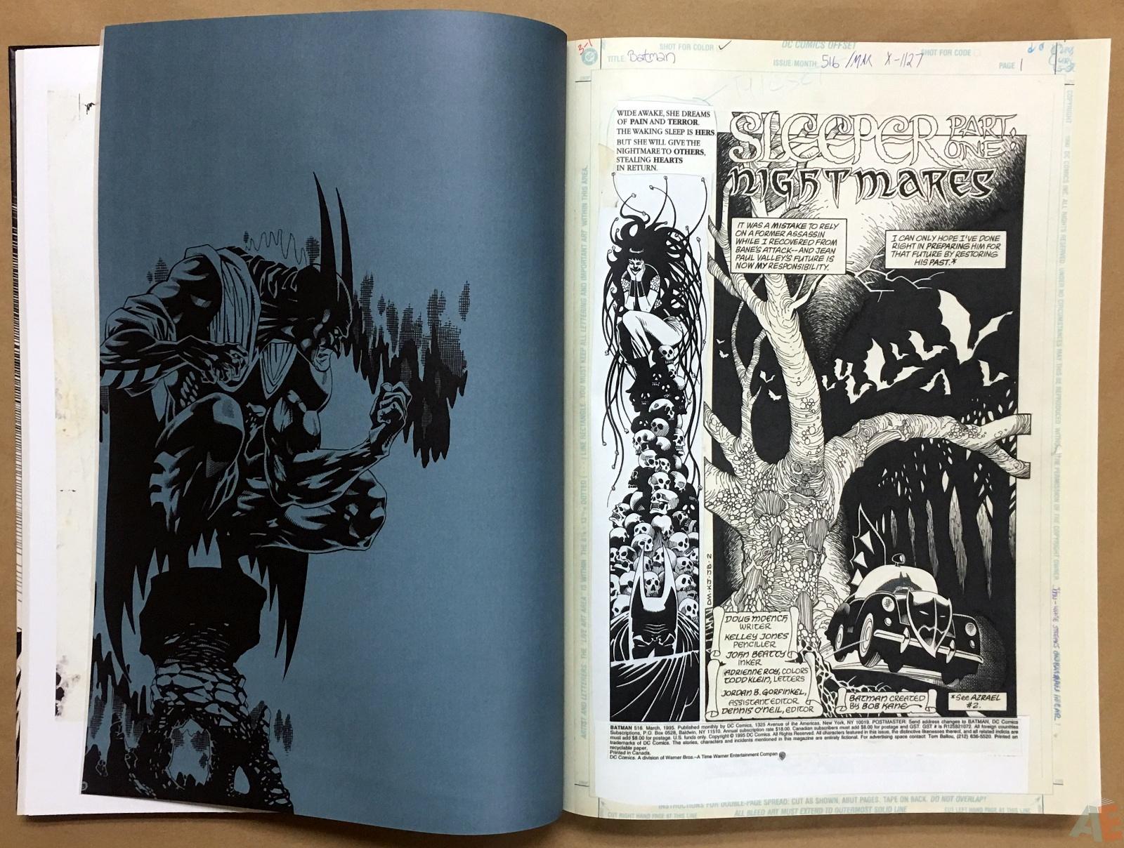 Batman: Kelley Jones Gallery Edition 12