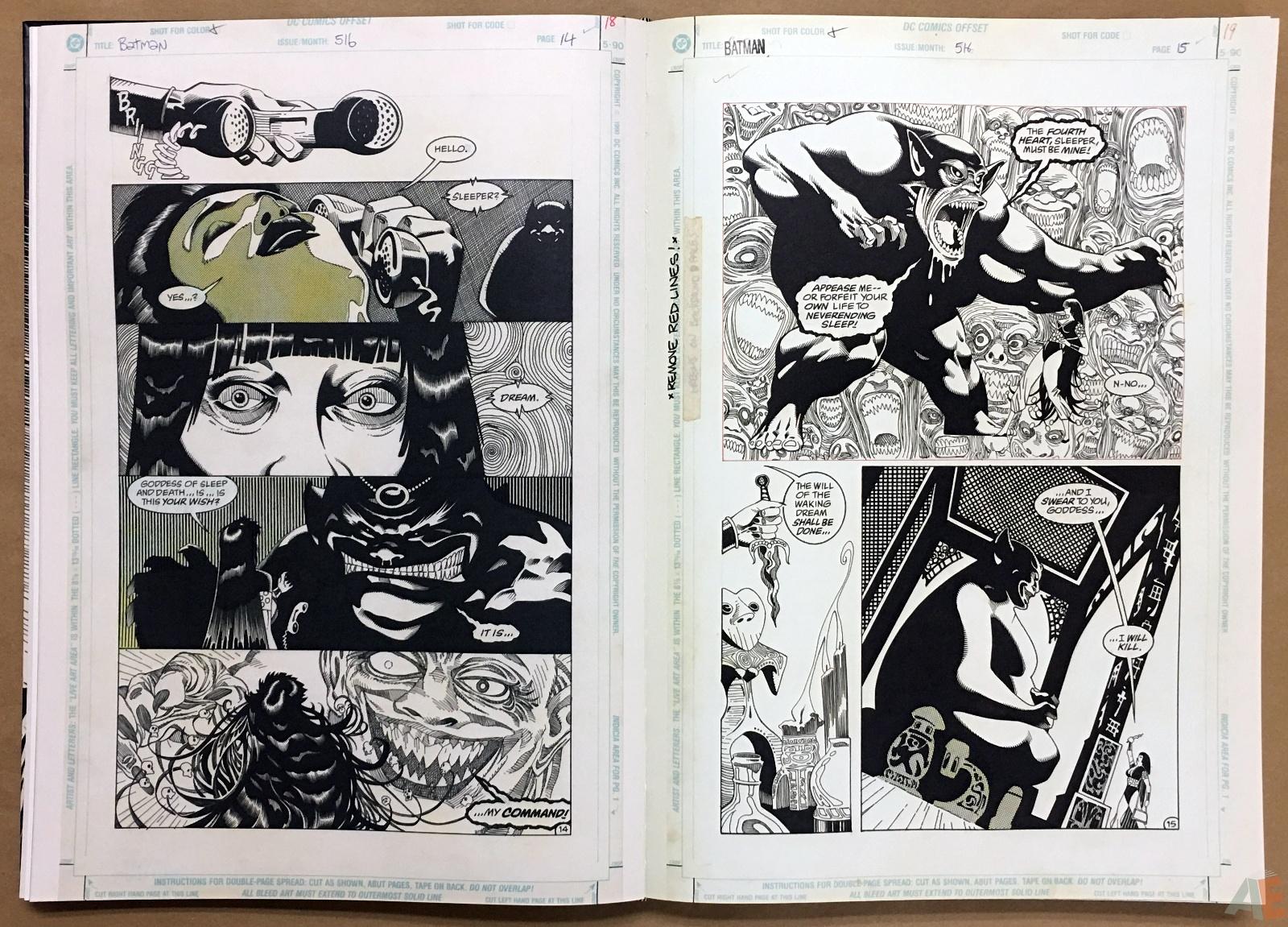 Batman: Kelley Jones Gallery Edition 14