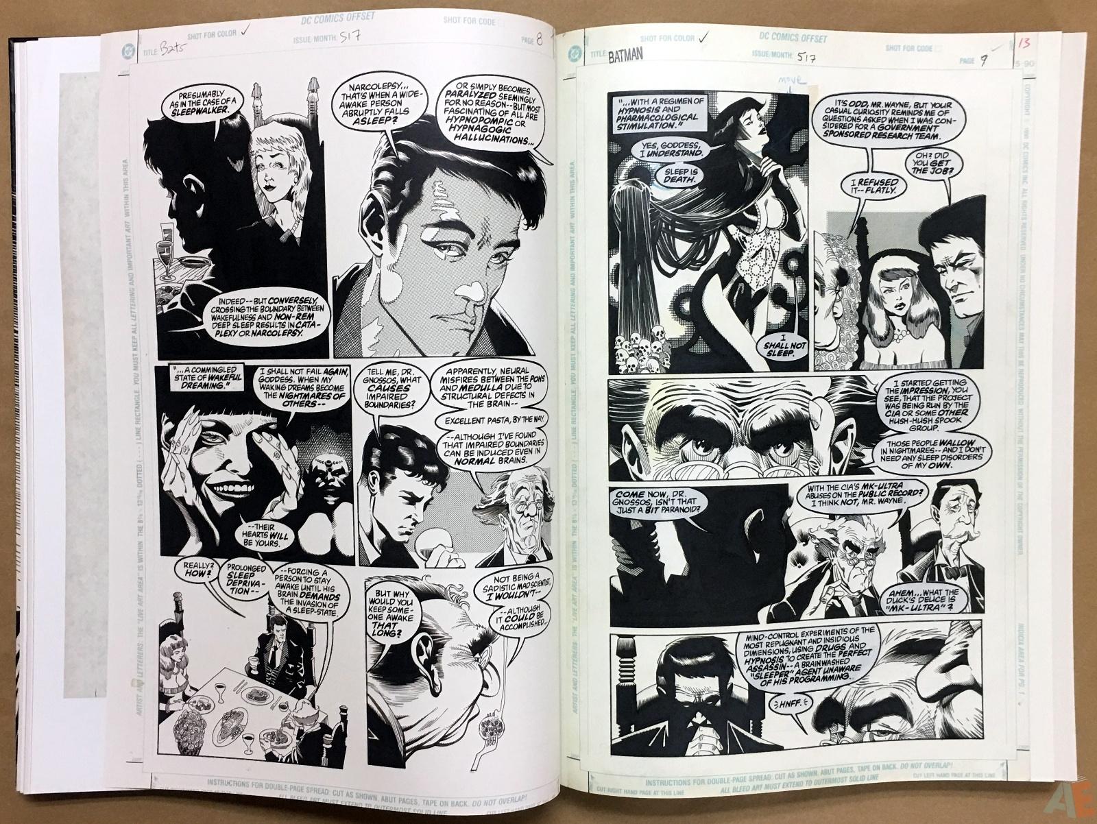 Batman: Kelley Jones Gallery Edition 16