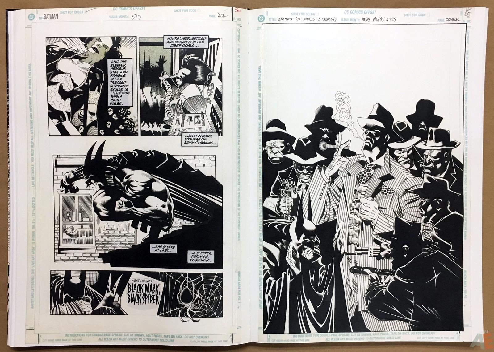 Batman: Kelley Jones Gallery Edition 18