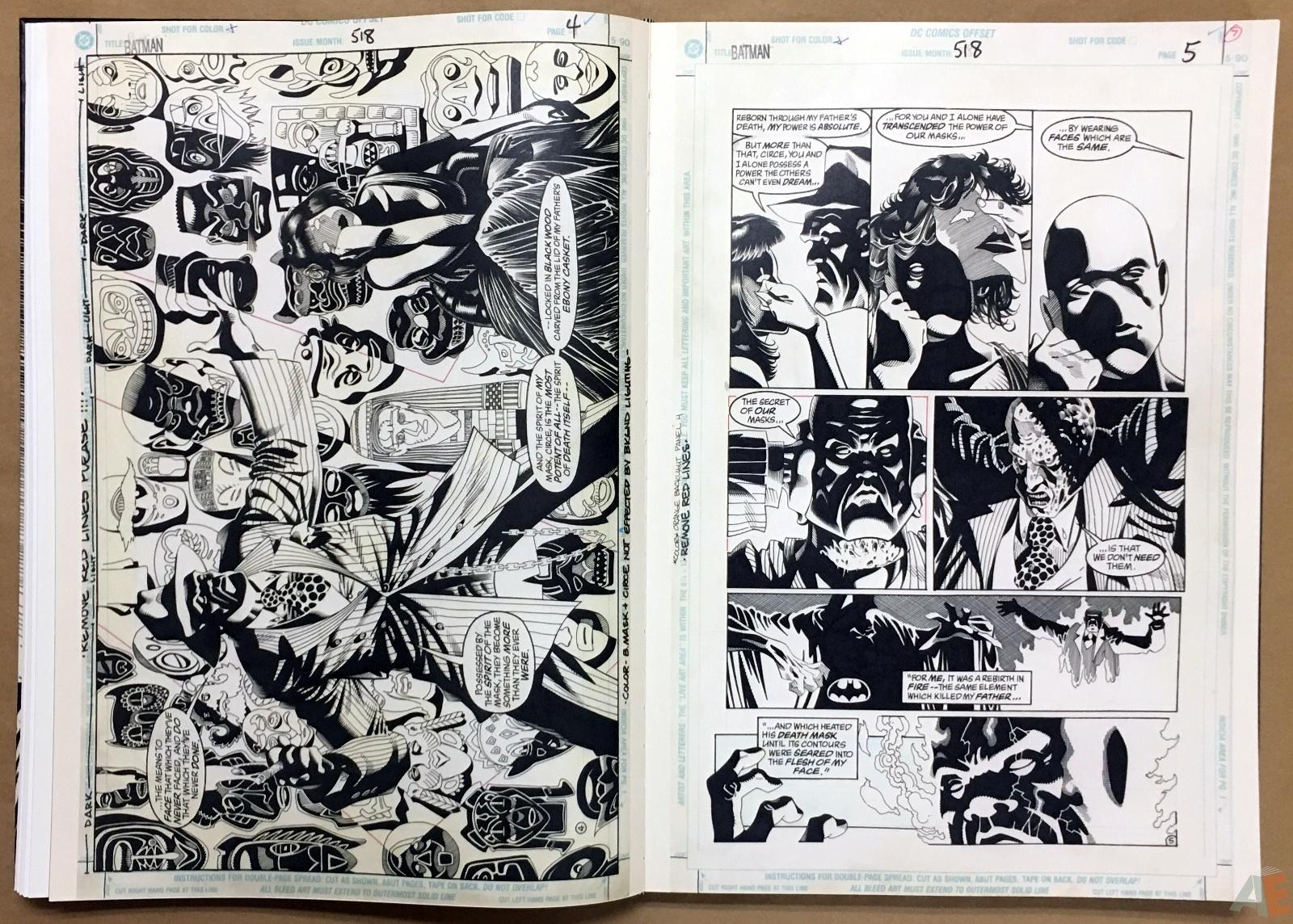 Batman: Kelley Jones Gallery Edition 20