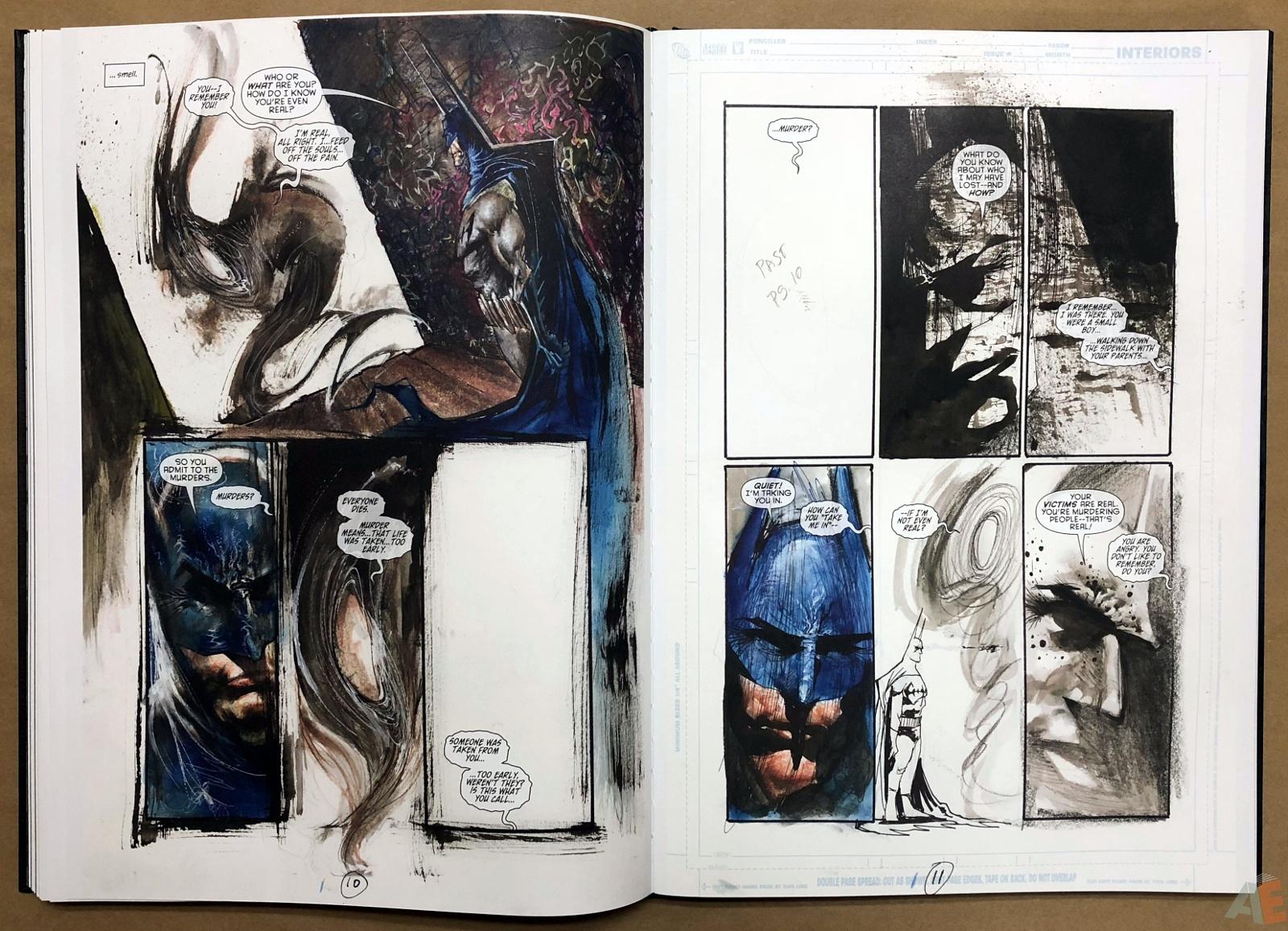 Batman: Secrets – Sam Kieth Gallery Edition 33