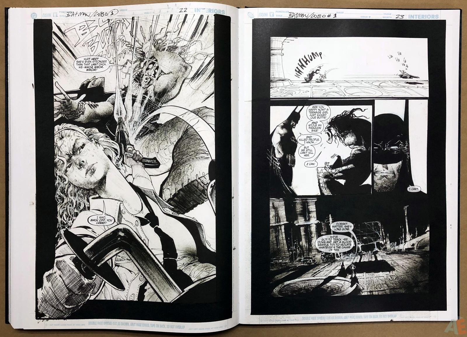 Batman: Secrets – Sam Kieth Gallery Edition 39