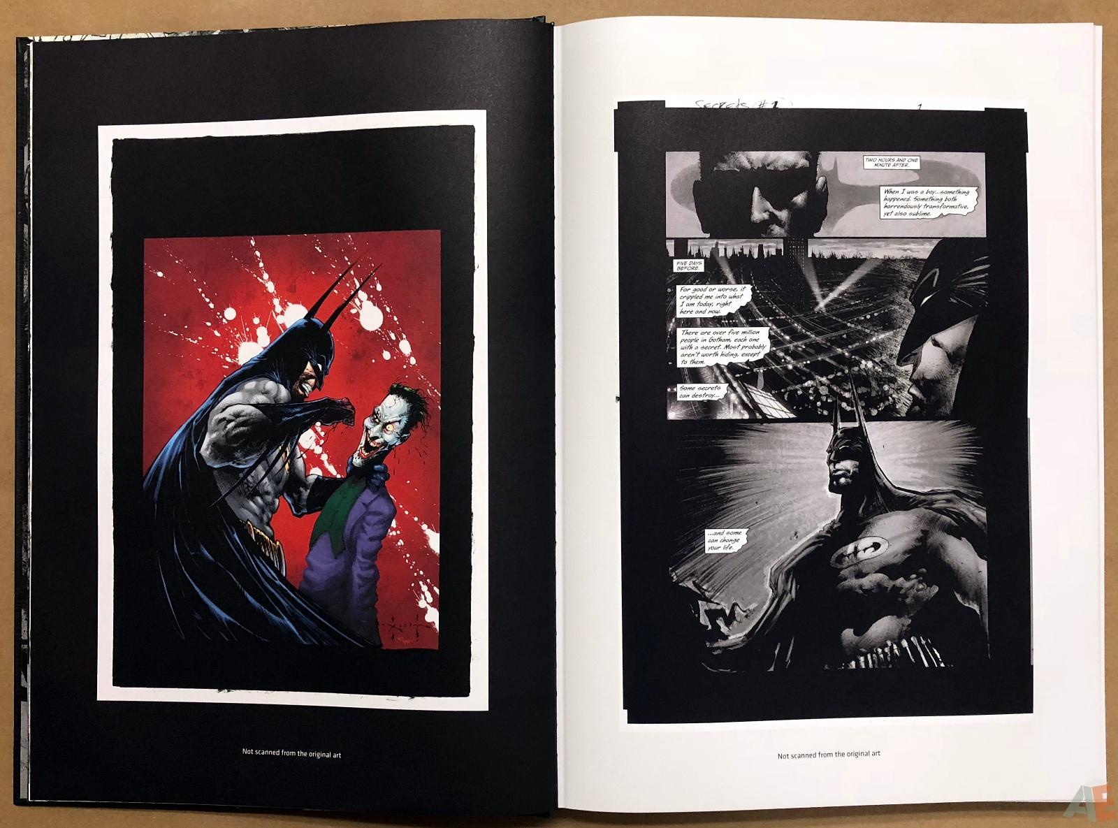 Batman: Secrets – Sam Kieth Gallery Edition 7