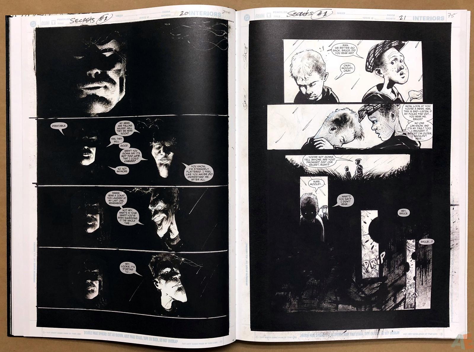 Batman: Secrets – Sam Kieth Gallery Edition 13