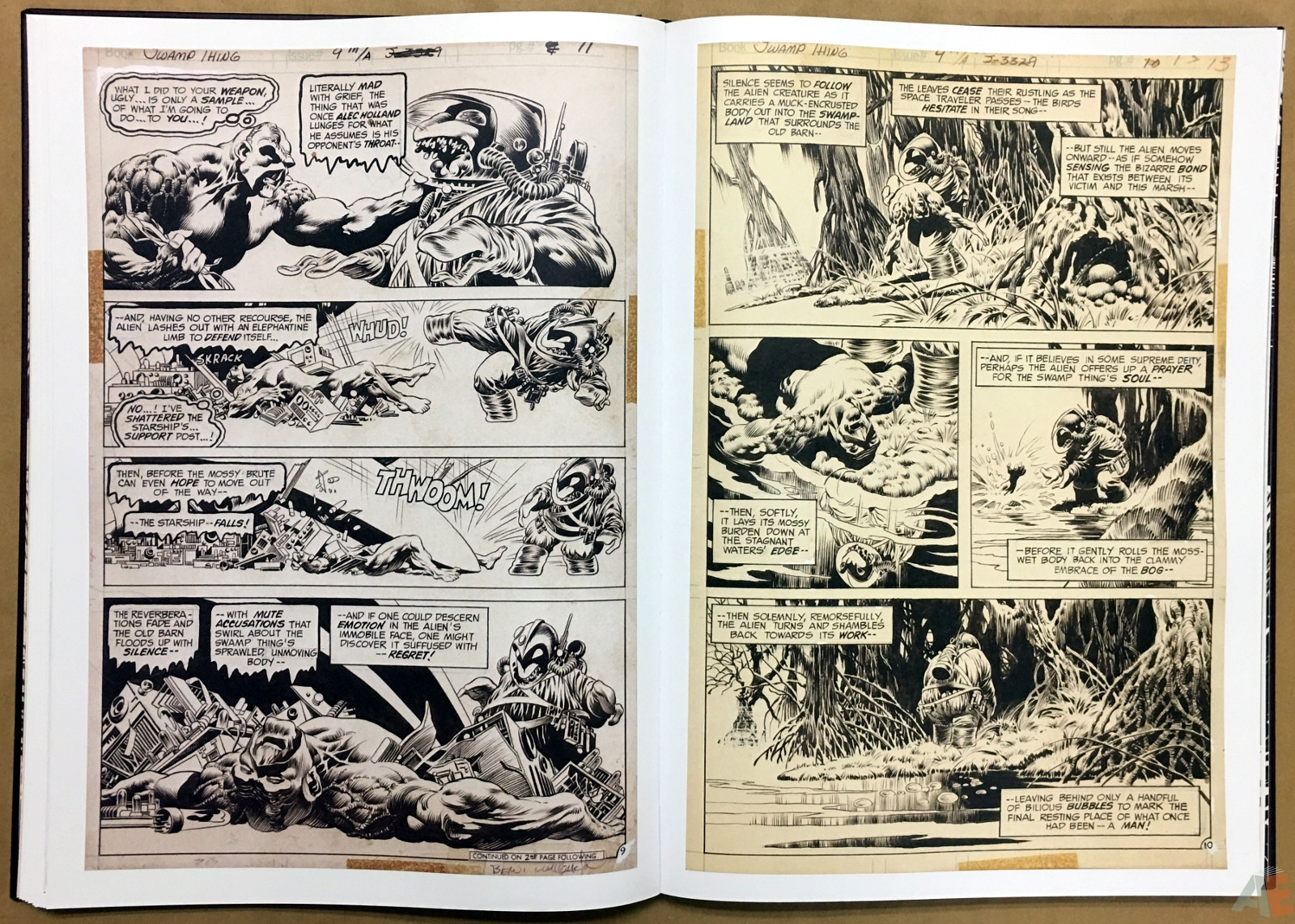 Bernie Wrightson Artifact Edition 26
