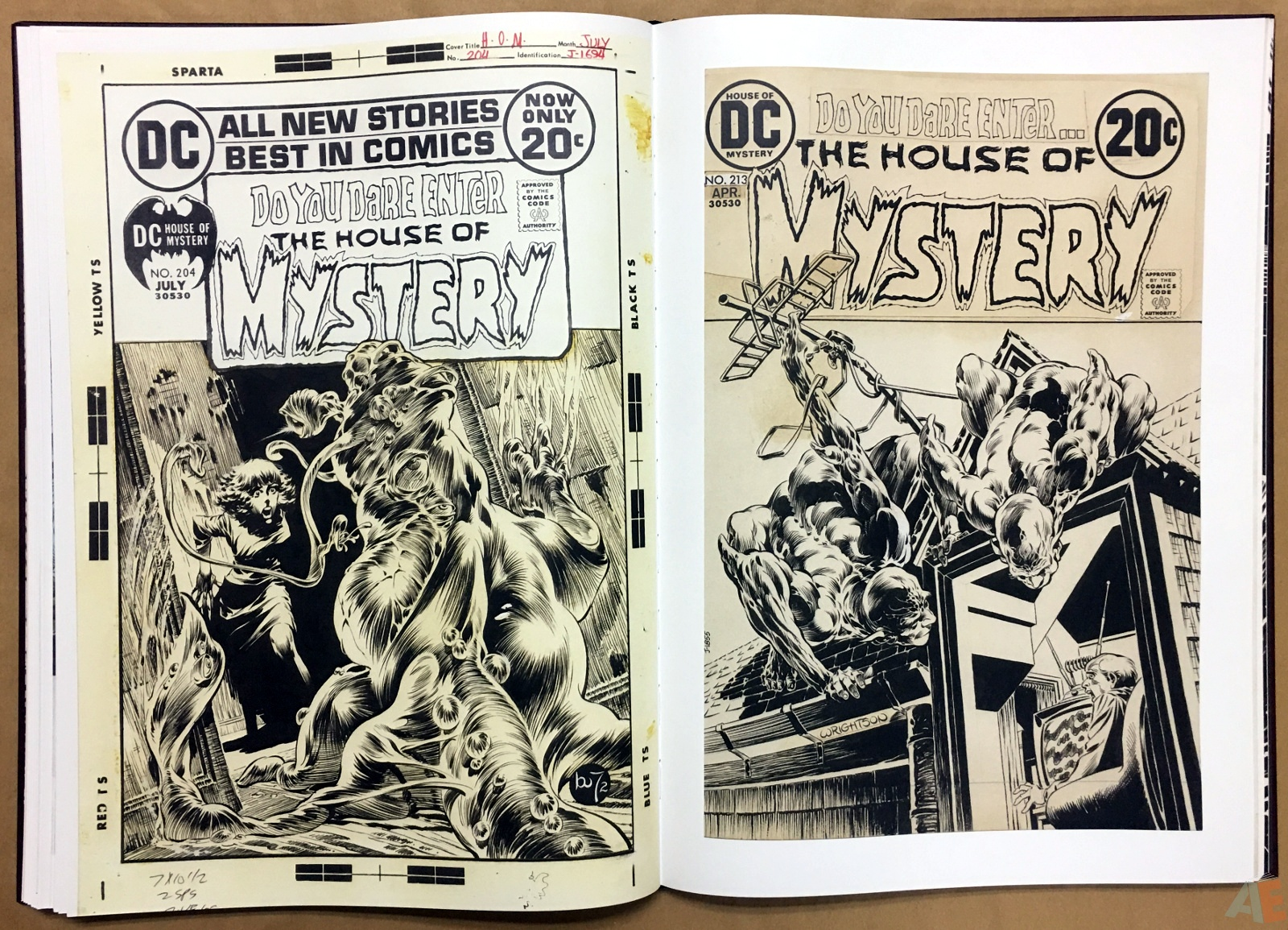 Bernie Wrightson Artifact Edition 32