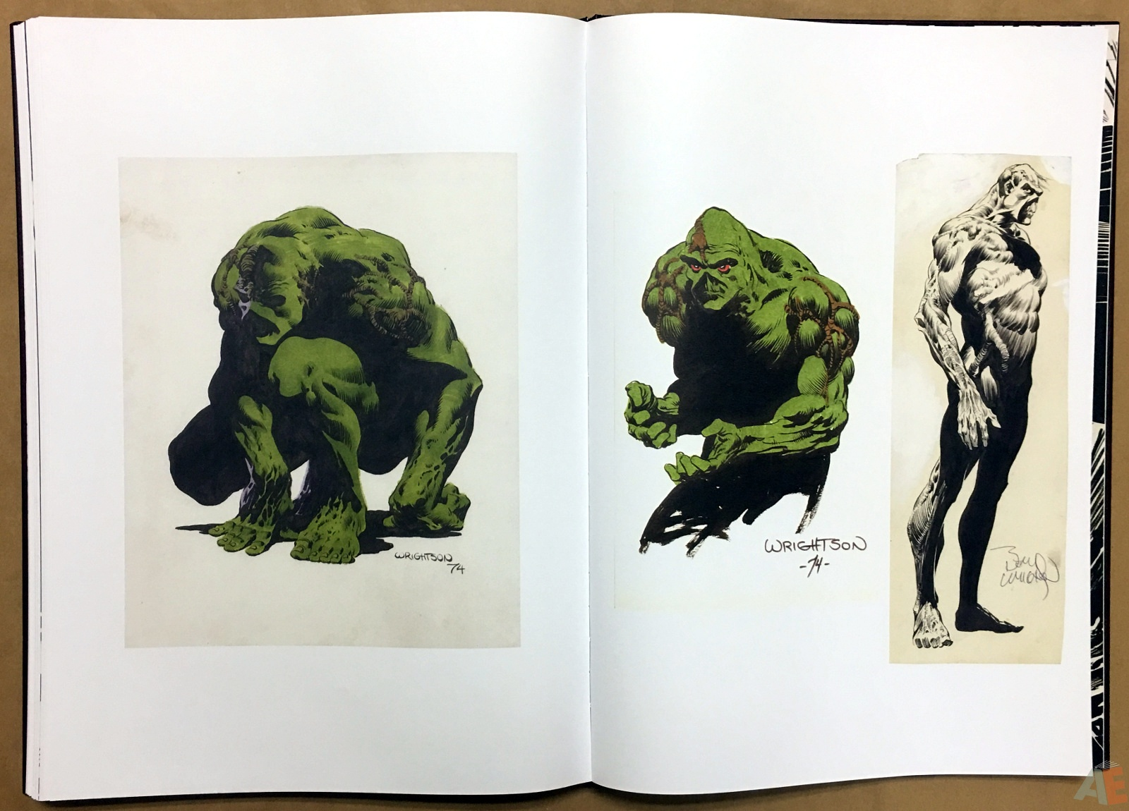 Bernie Wrightson Artifact Edition 50