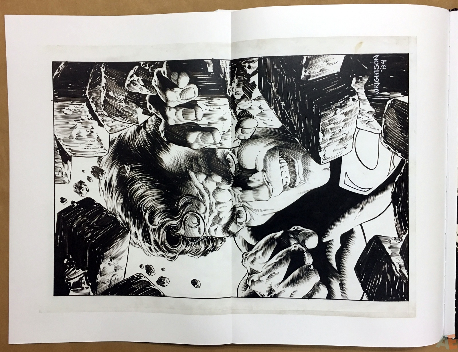 Bernie Wrightson Artifact Edition 52