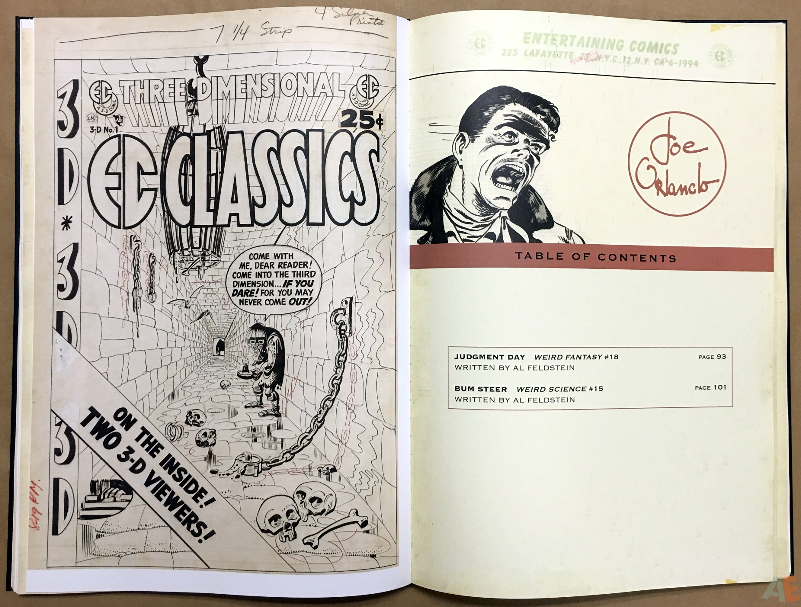 The Best Of EC: Artist's Edition Vol 1 30