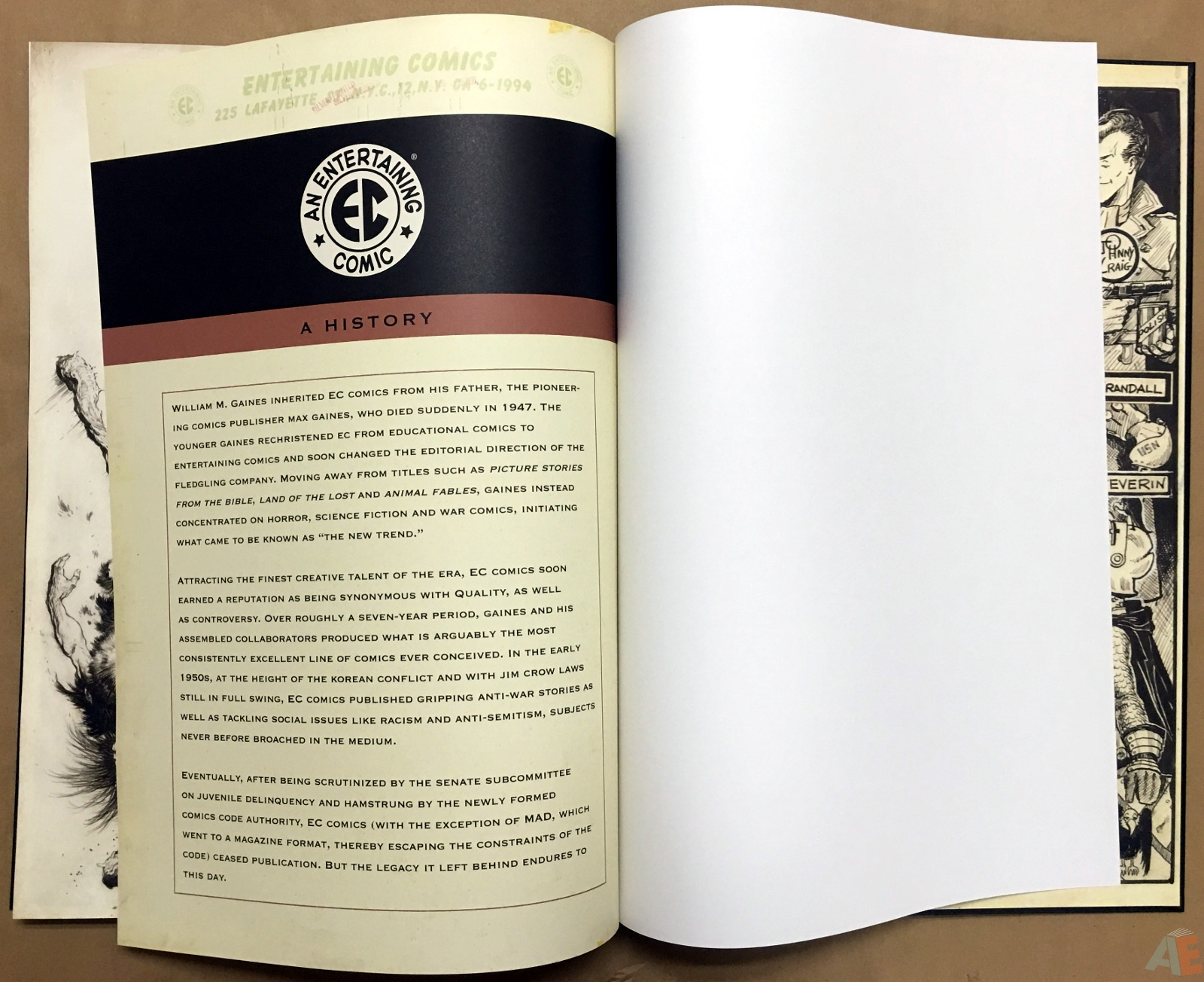 The Best Of EC: Artist's Edition Vol 1 54