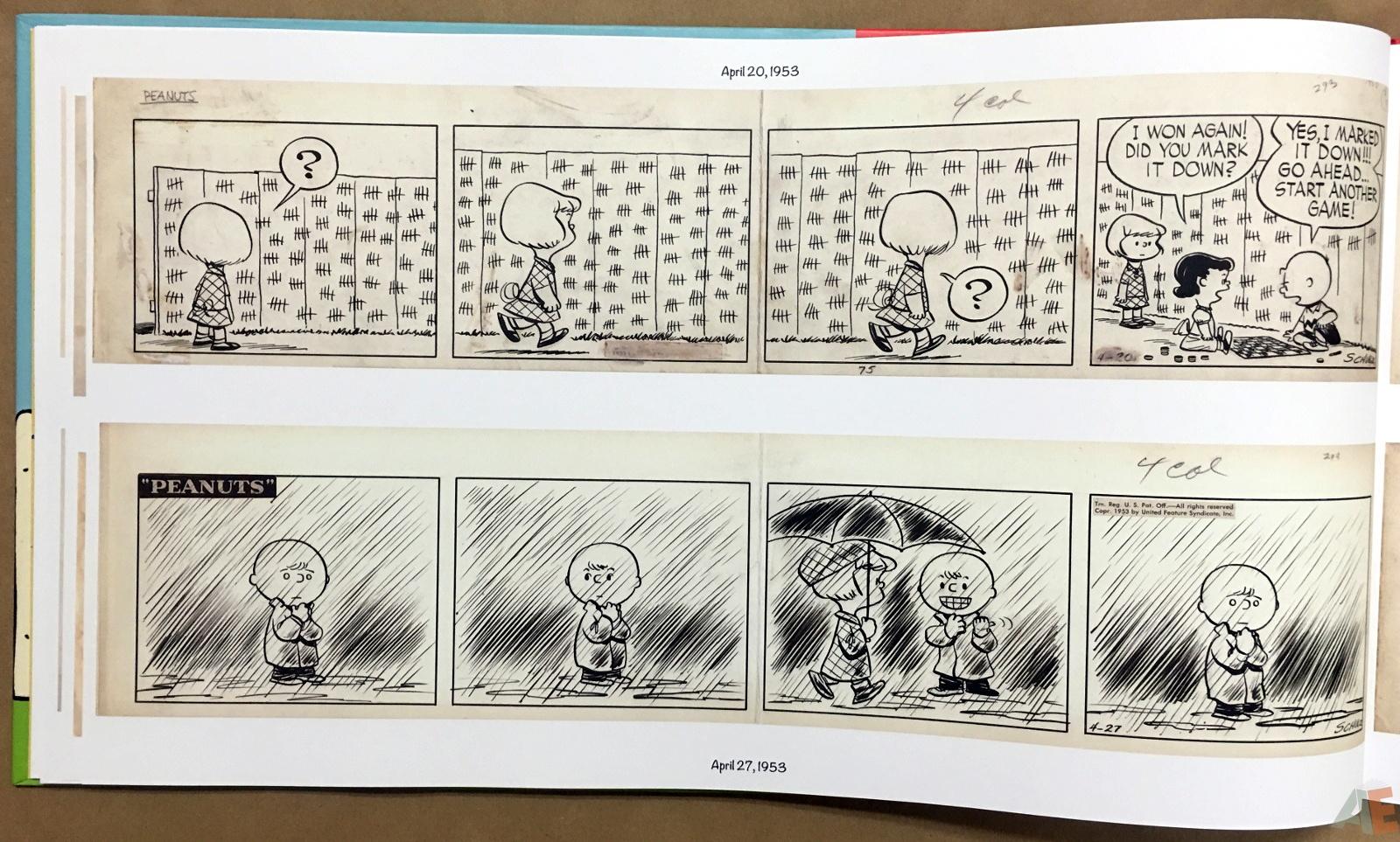 Charles M. Schulz Peanuts Artist's Edition