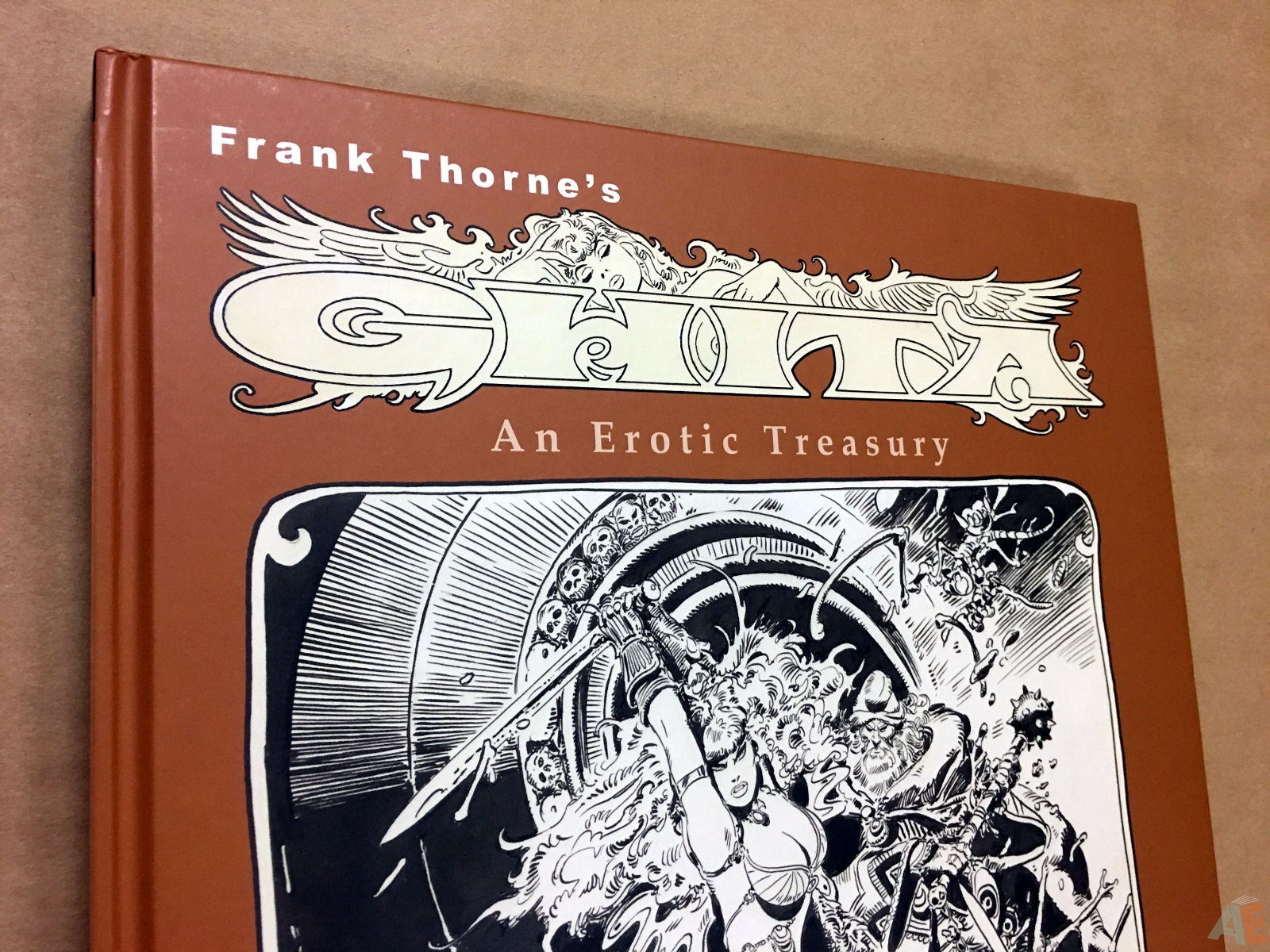 Frank Thorne's Ghita An Erotic Treasury Archival Edition Volume 1 48