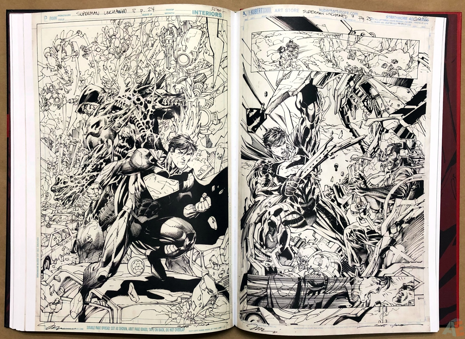 Jim Lee DC Legends Artifact Edition 28