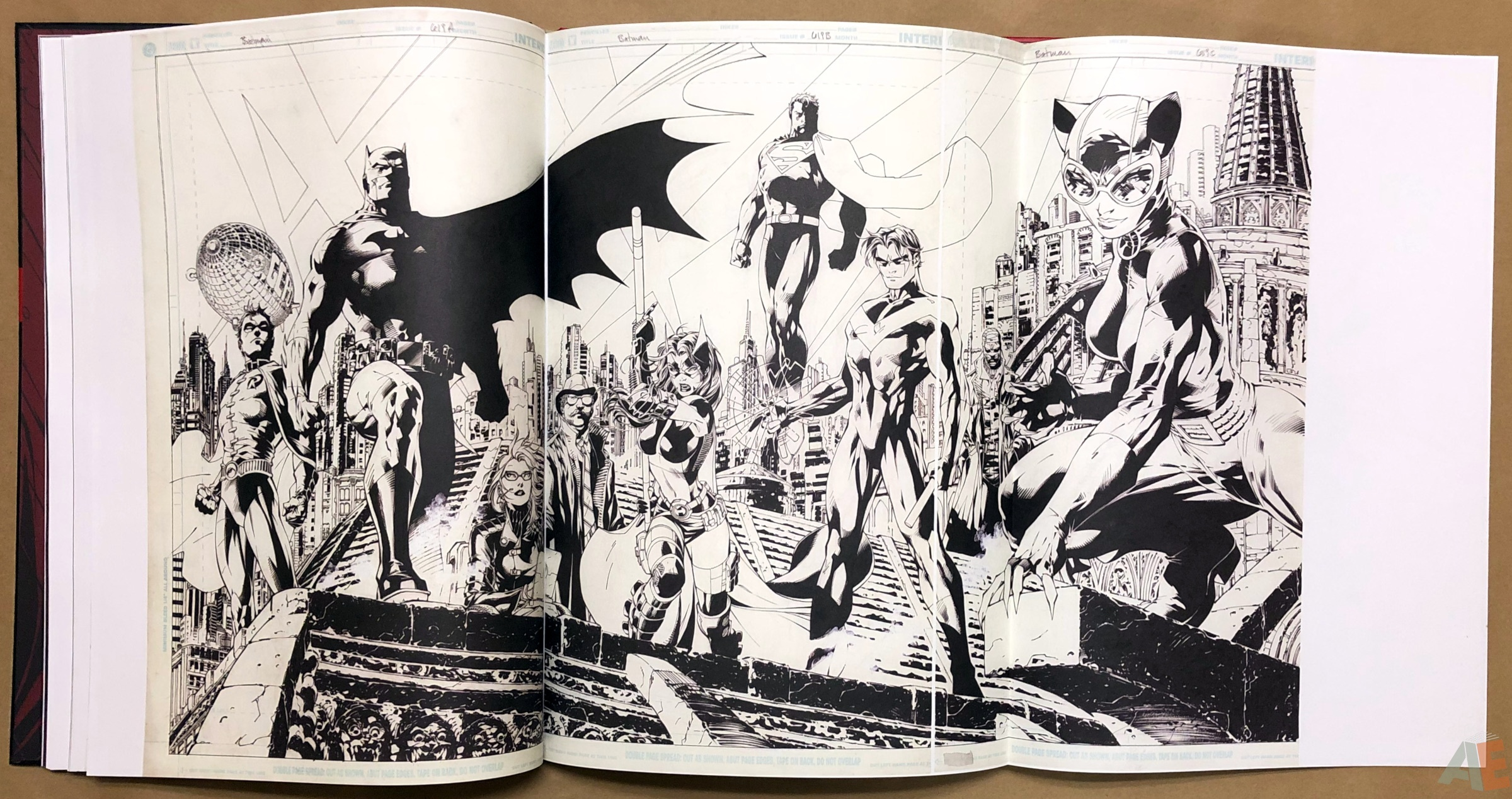 Jim Lee DC Legends Artifact Edition 18