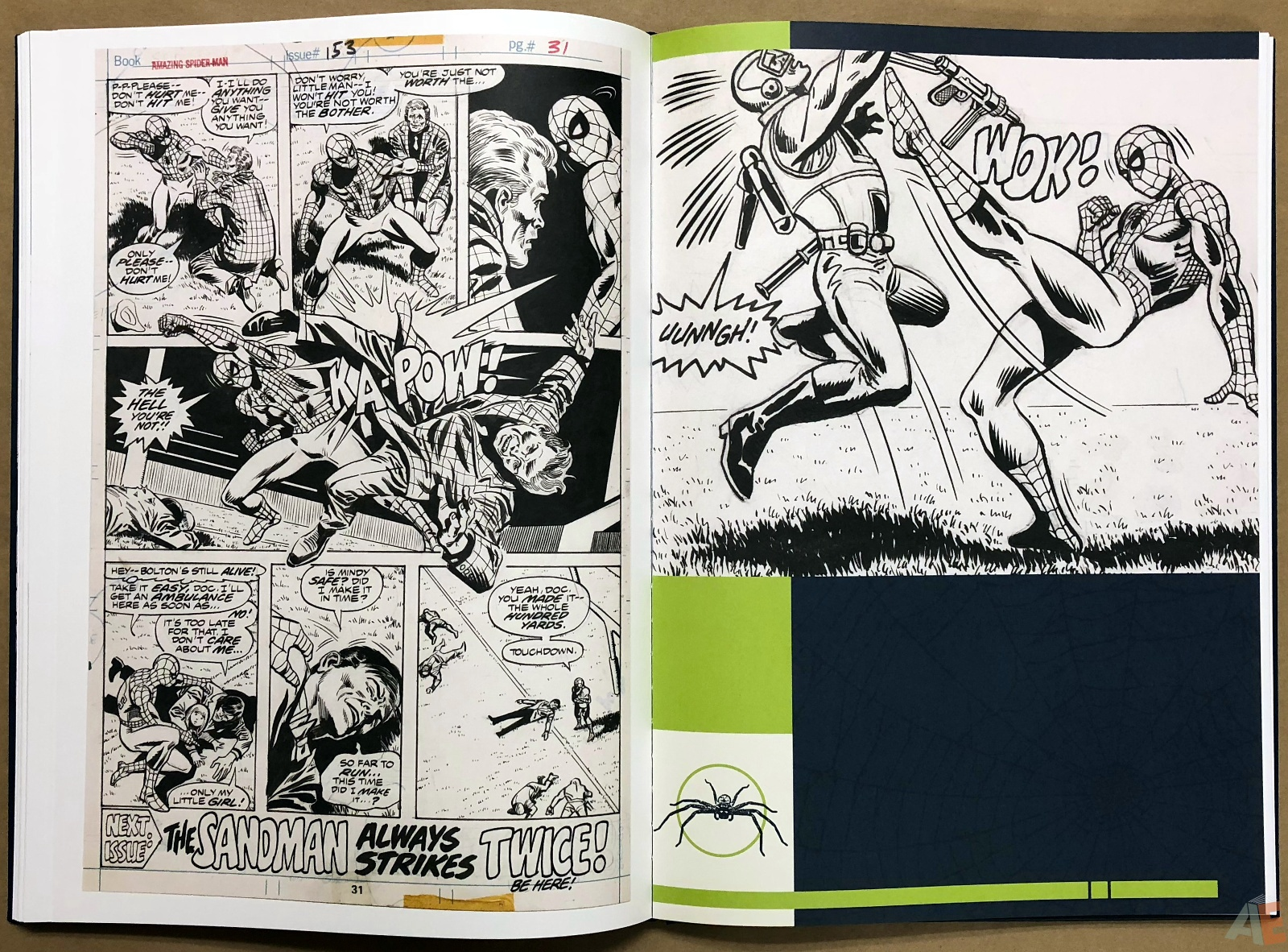 Ross Andru's The Amazing Spider-Man Artist's Edition 28