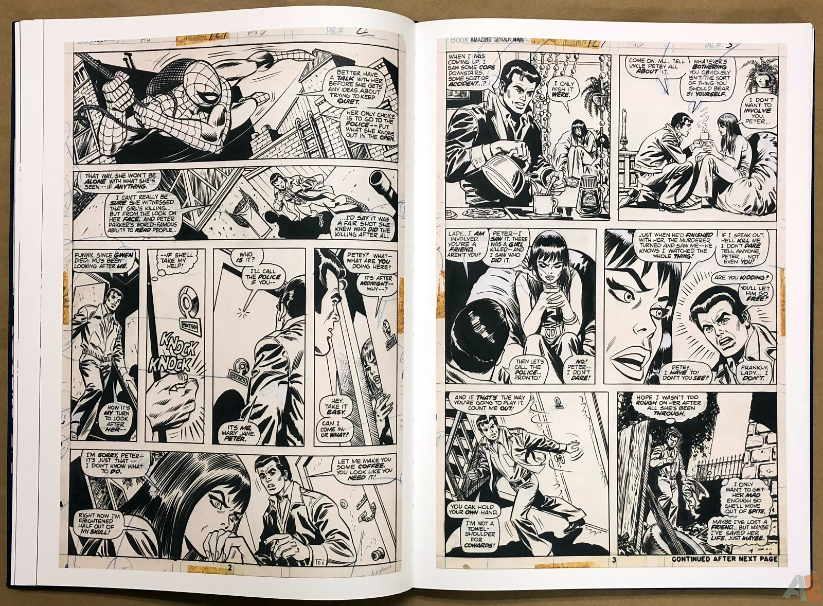 Ross Andru's The Amazing Spider-Man Artist's Edition 20
