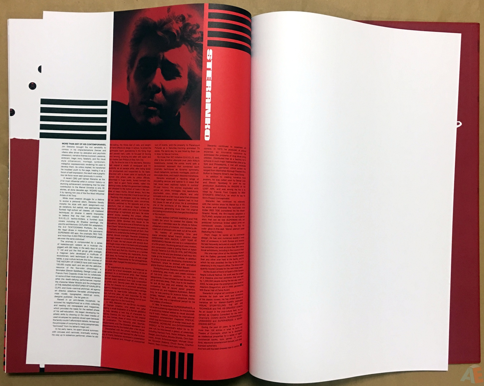 Steranko Nick Fury Agent of S.H.I.E.L.D. Artist's Edition 68