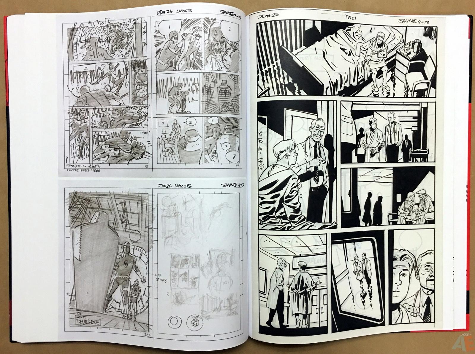 Chris Samnee's Daredevil Artist's Edition