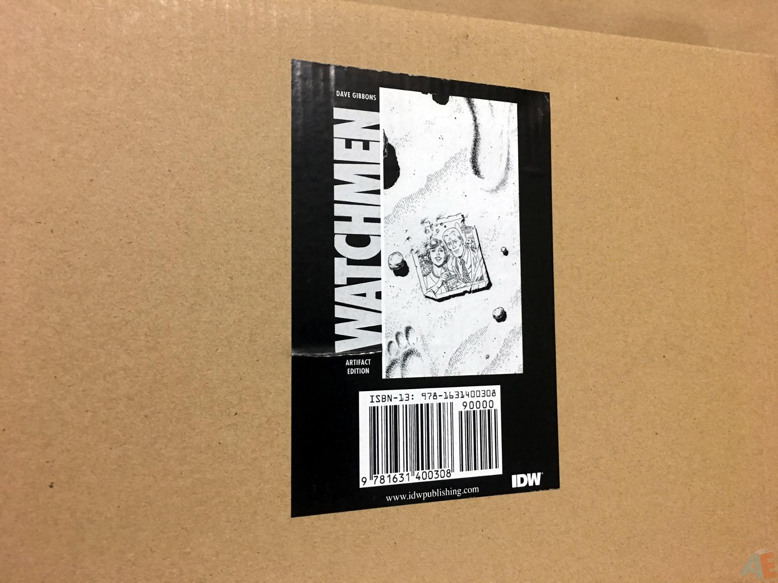 Dave Gibbons Watchmen Artifact Edition 54