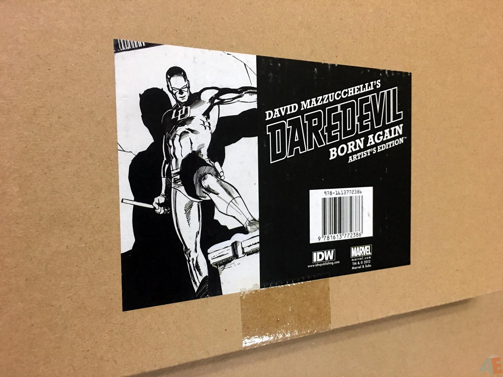 David Mazzucchelli's Daredevil Born Again: Artist's Edition 60