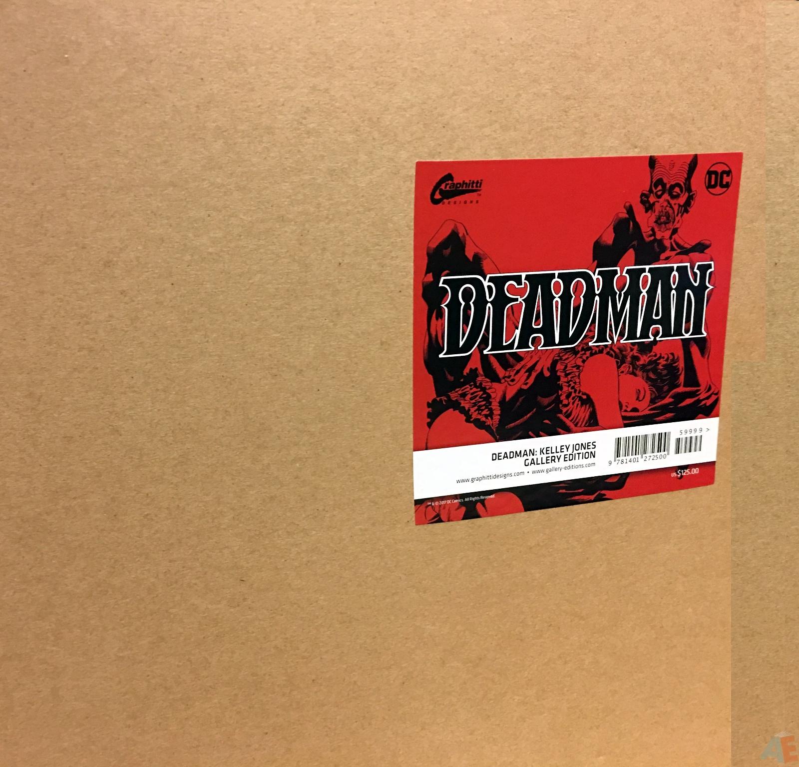 Deadman: Kelley Jones Gallery Edition 64