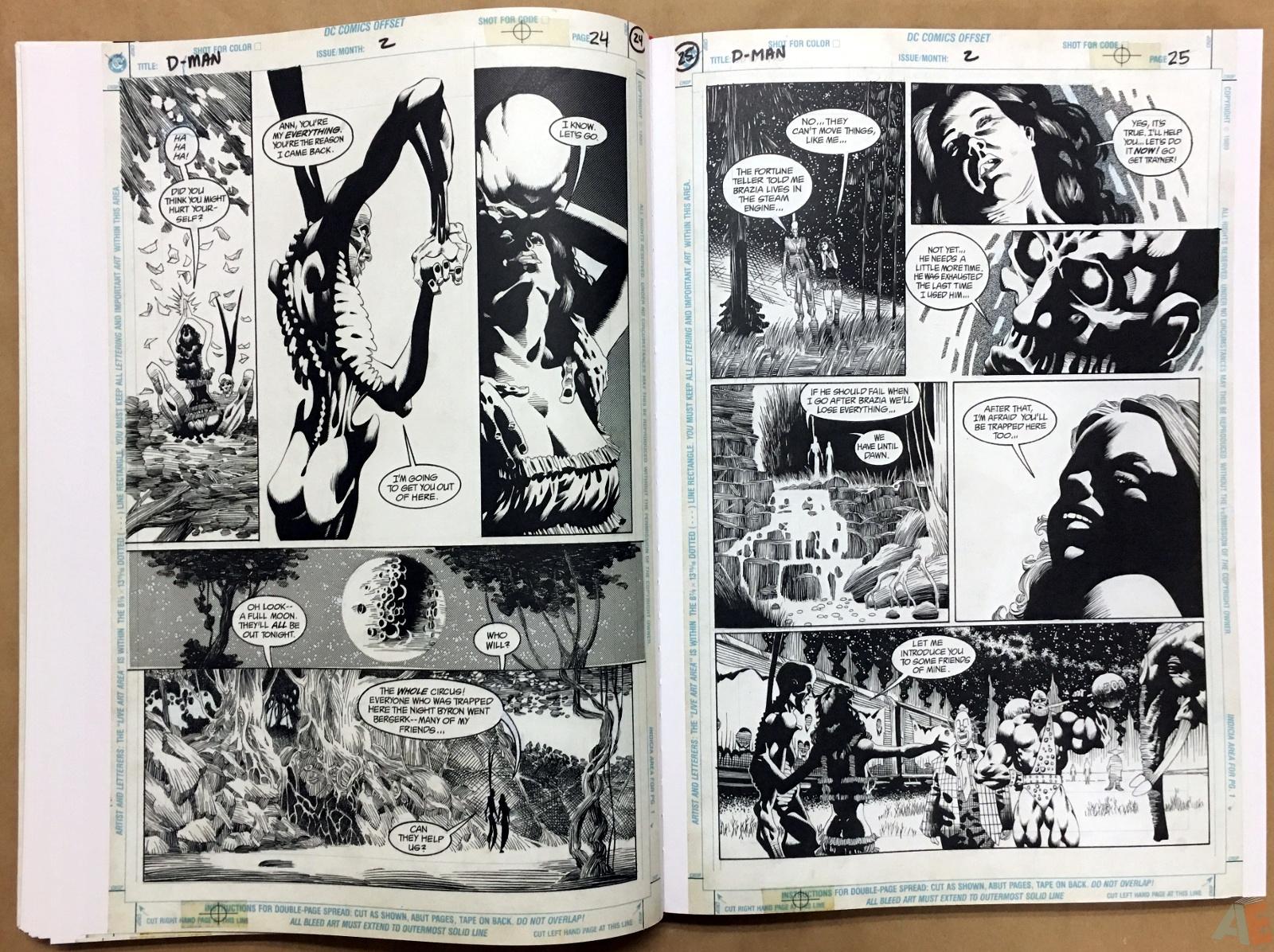 Deadman: Kelley Jones Gallery Edition 26