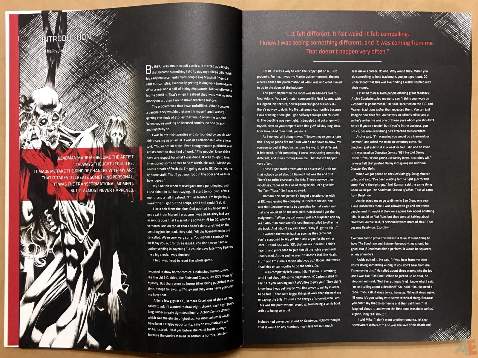 Deadman: Kelley Jones Gallery Edition 6
