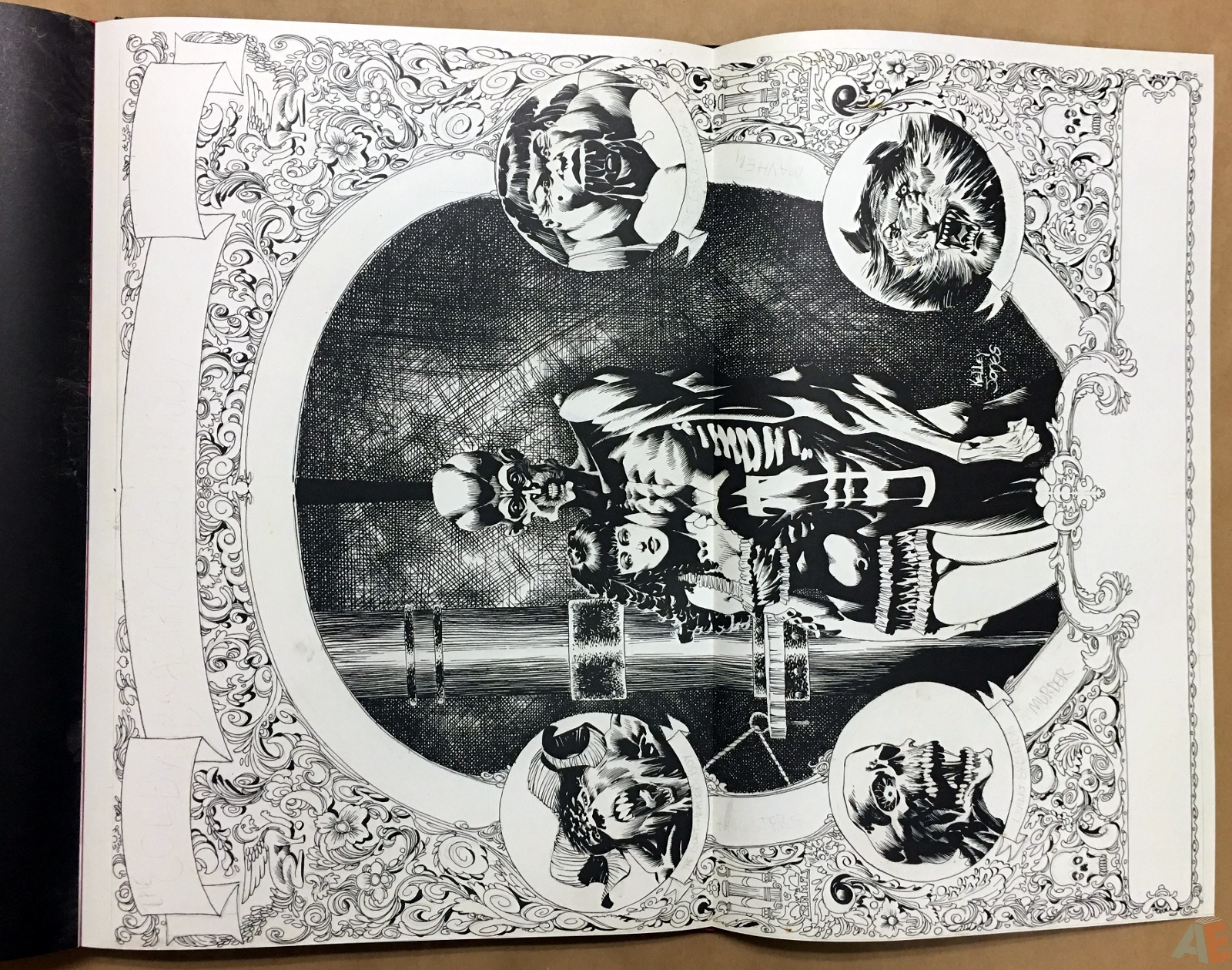 Deadman: Kelley Jones Gallery Edition 52
