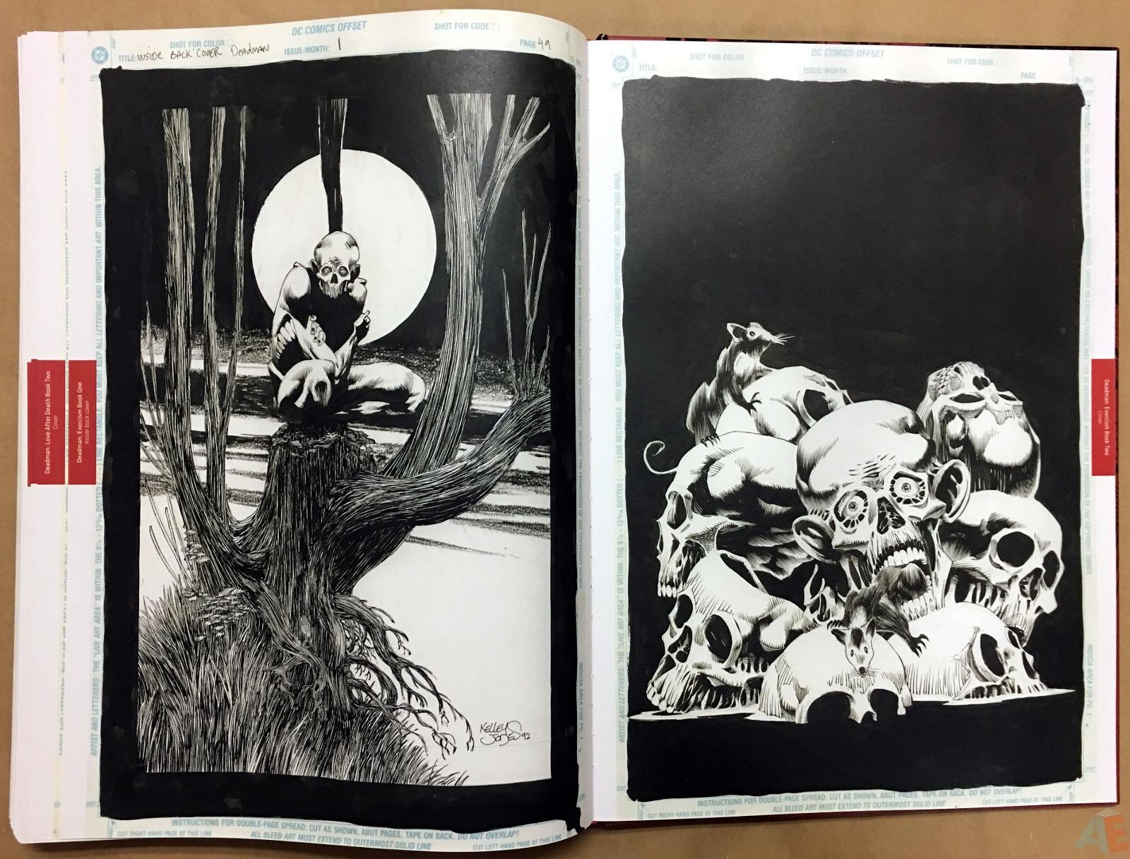 Deadman: Kelley Jones Gallery Edition 56