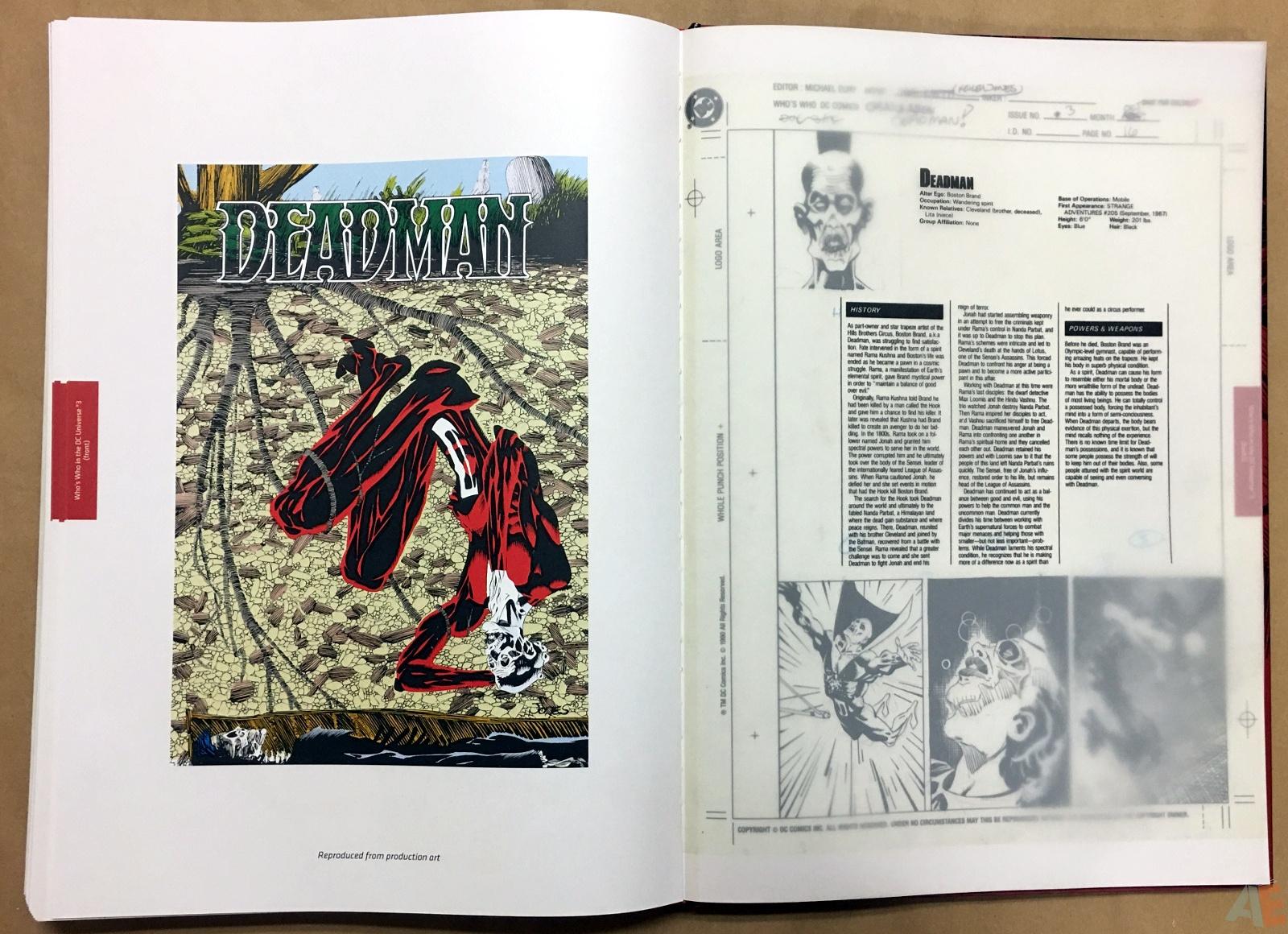 Deadman: Kelley Jones Gallery Edition 60