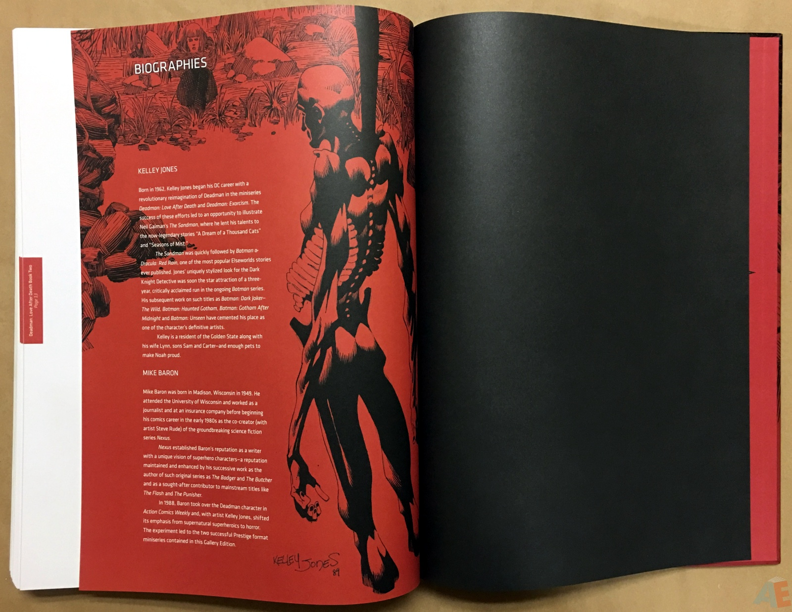 Deadman: Kelley Jones Gallery Edition 62