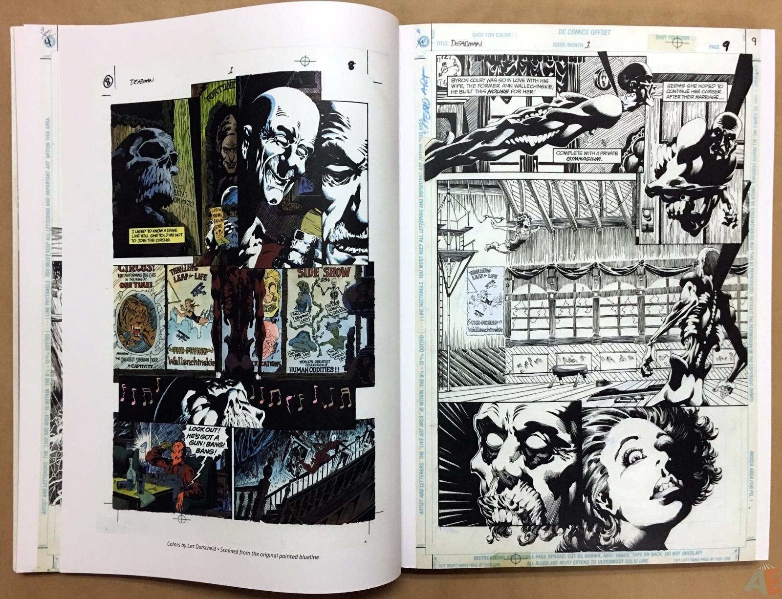 Deadman: Kelley Jones Gallery Edition