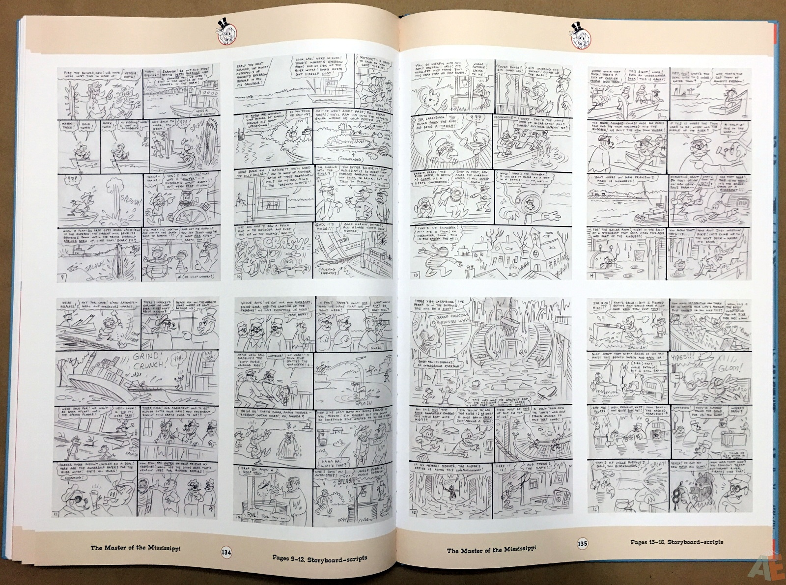 Don Rosa's The Life and Times of Scrooge McDuck Artist's Edition, Volume One 40