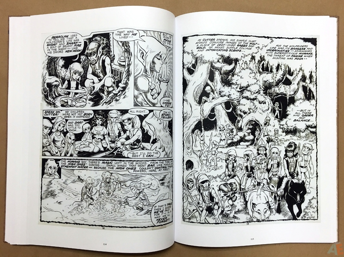 Elfquest Gallery Edition 24